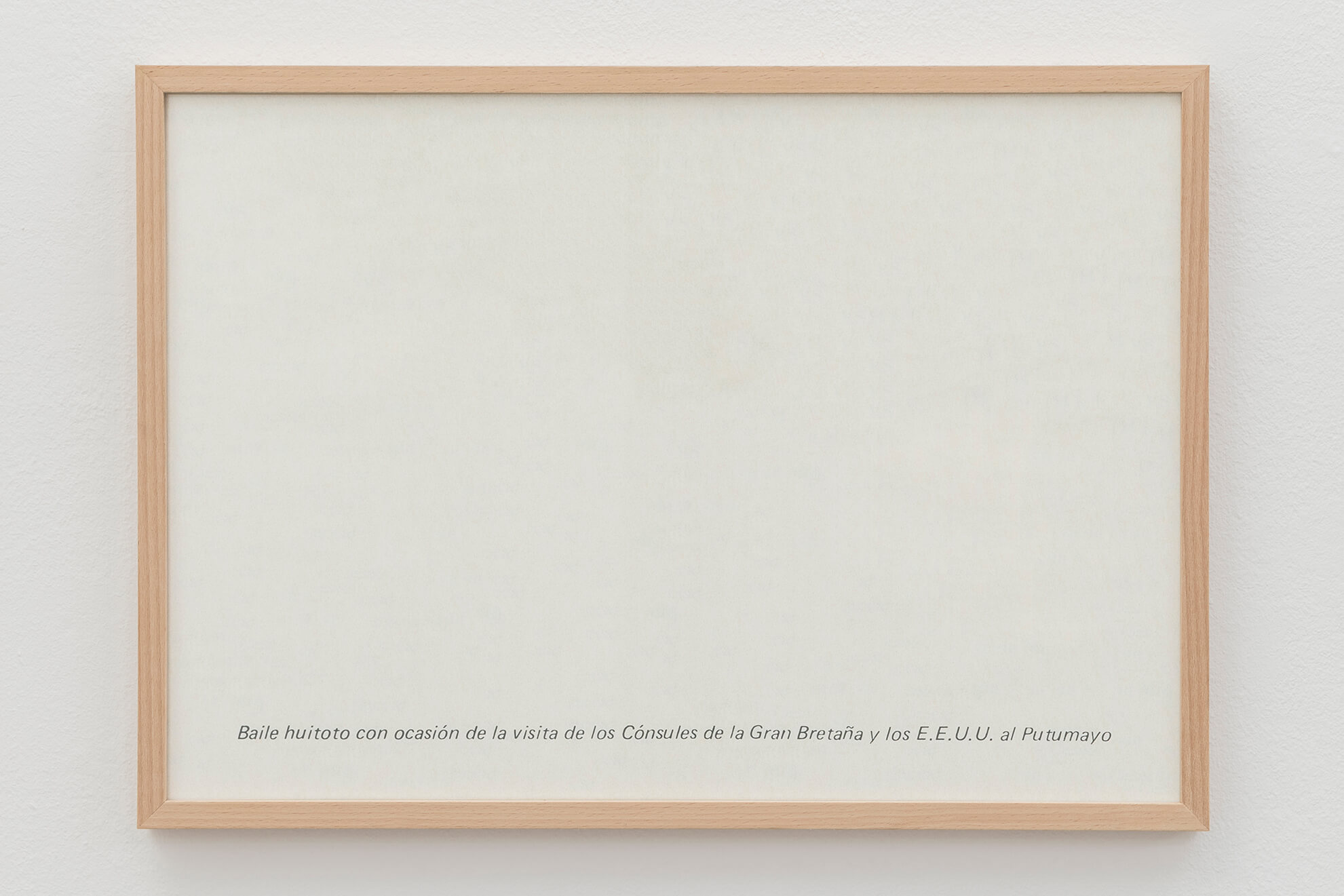 GILDA MANTILLA & RAIMOND CHAVES. S/T, 2019. (Detail) | Lara Fluxà: Delu / Accrochage #5: Set Petites Històries | ProjecteSD