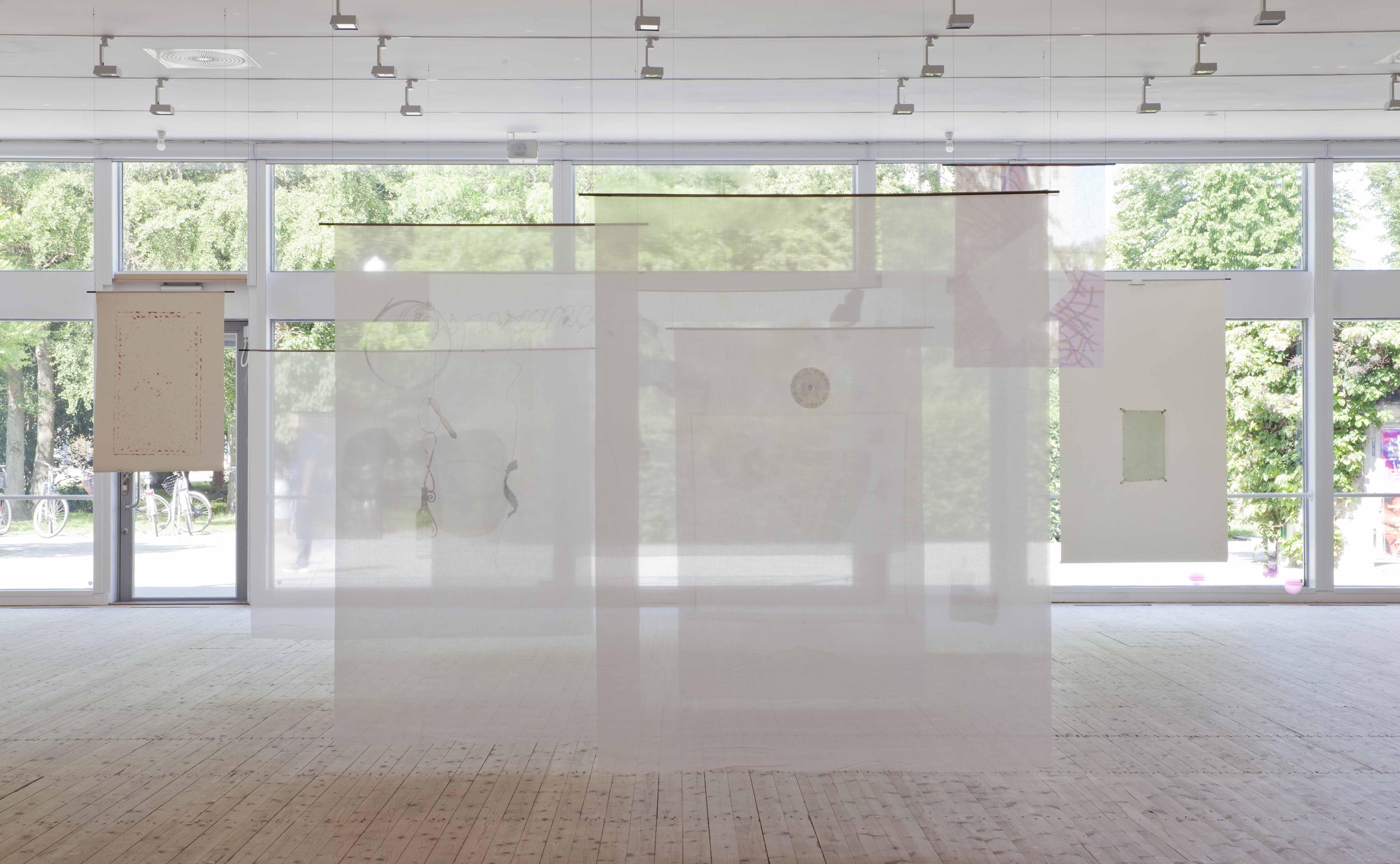 Life, Work, References, 2016. Installation view: Three Moral Tales, Malmö Konsthall, 2019 |  | ProjecteSD