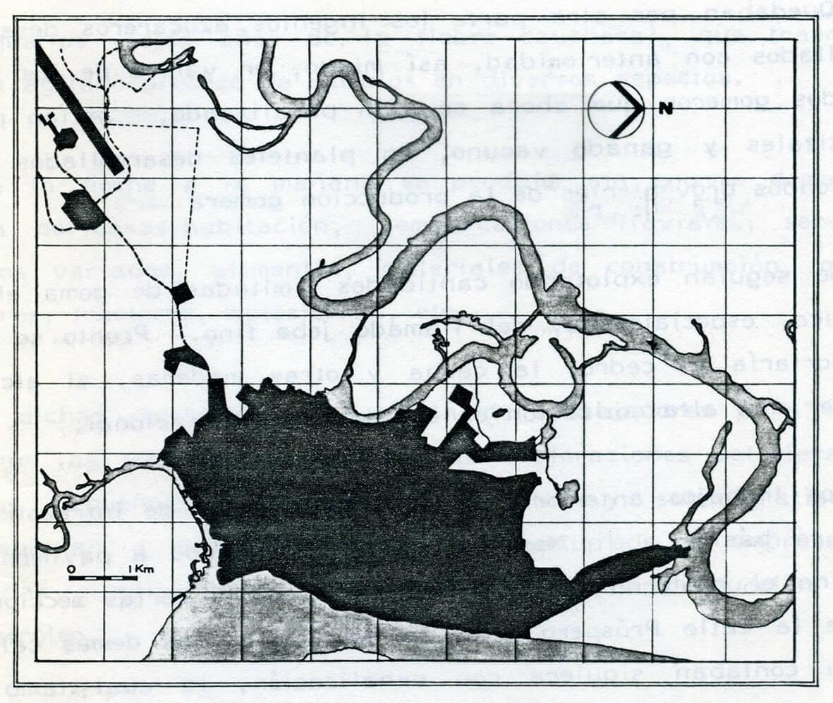 Mapa de Iquitos, 2019 |  | ProjecteSD