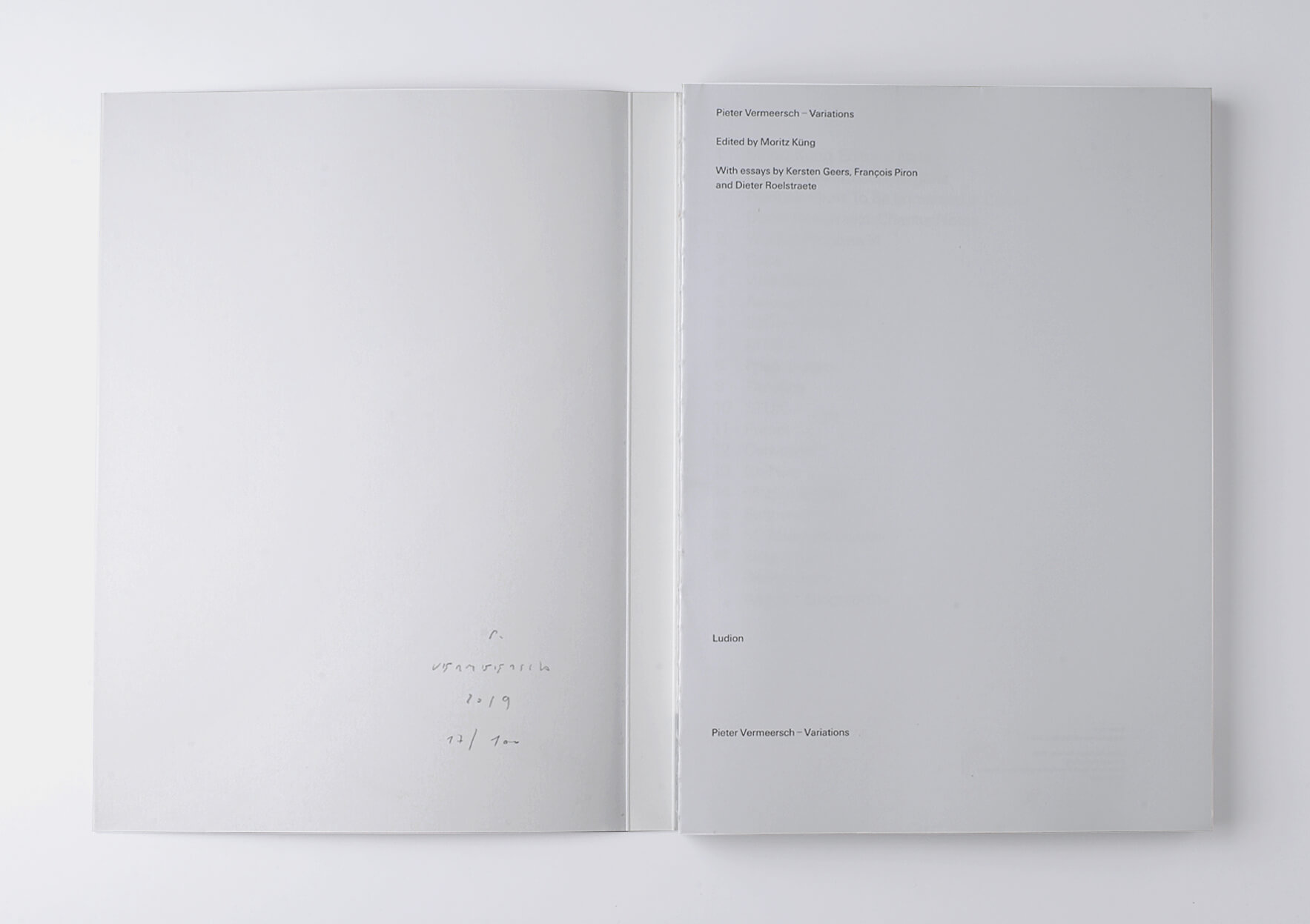 | Variations (Special Edition) | ProjecteSD