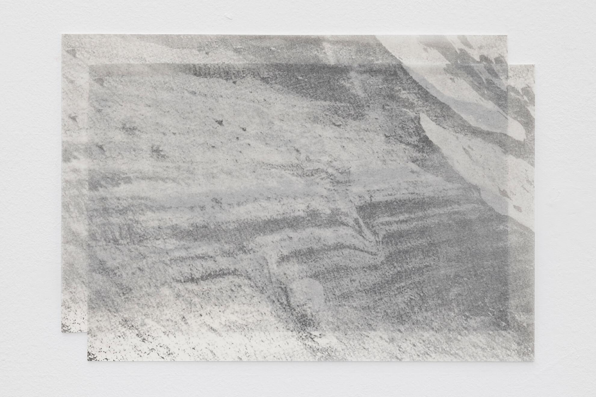 PATRICIA DAUDER.Mount & Landslide, 2020. (Detail) | El Museu Imaginari / El Museo Imaginario / The Imaginary Museum | ProjecteSD