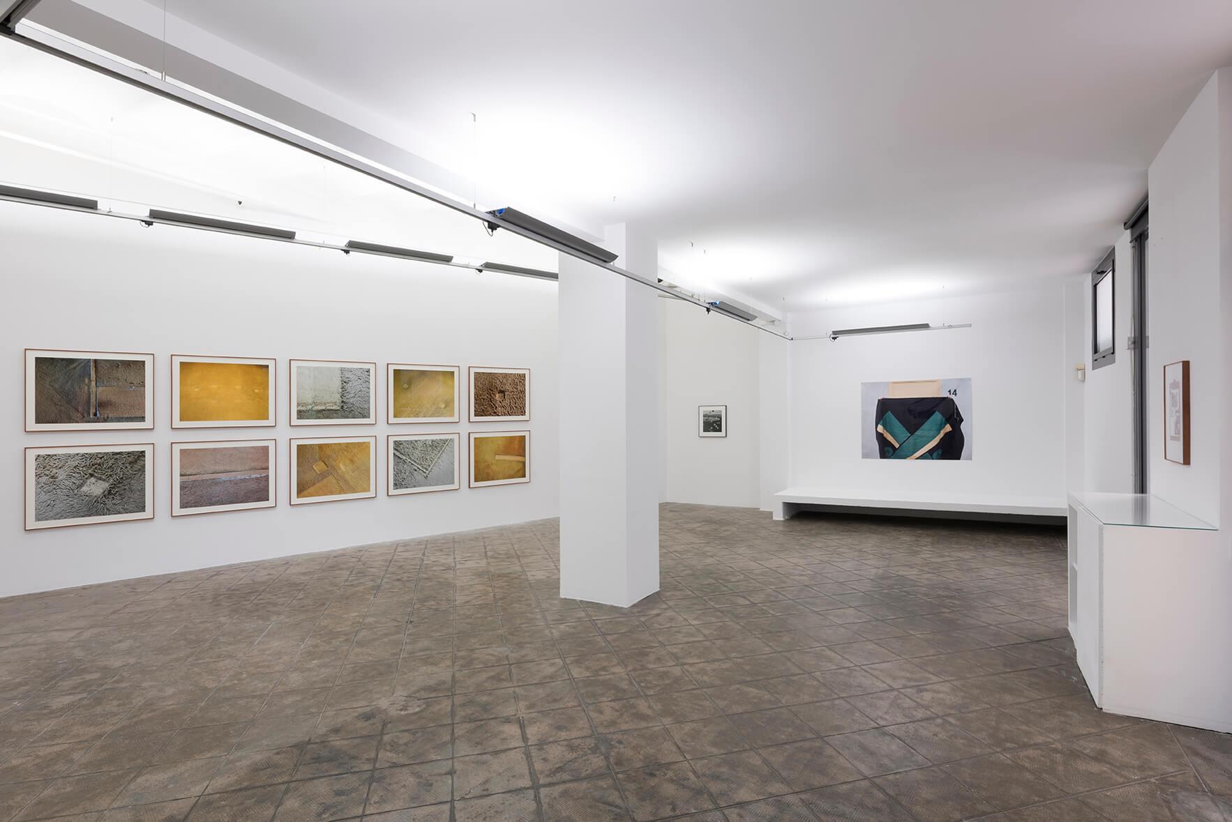 Installation view: El triunfo de la vida solitaria, ProjecteSD | El Triunfo de la Vida Solitaria | ProjecteSD