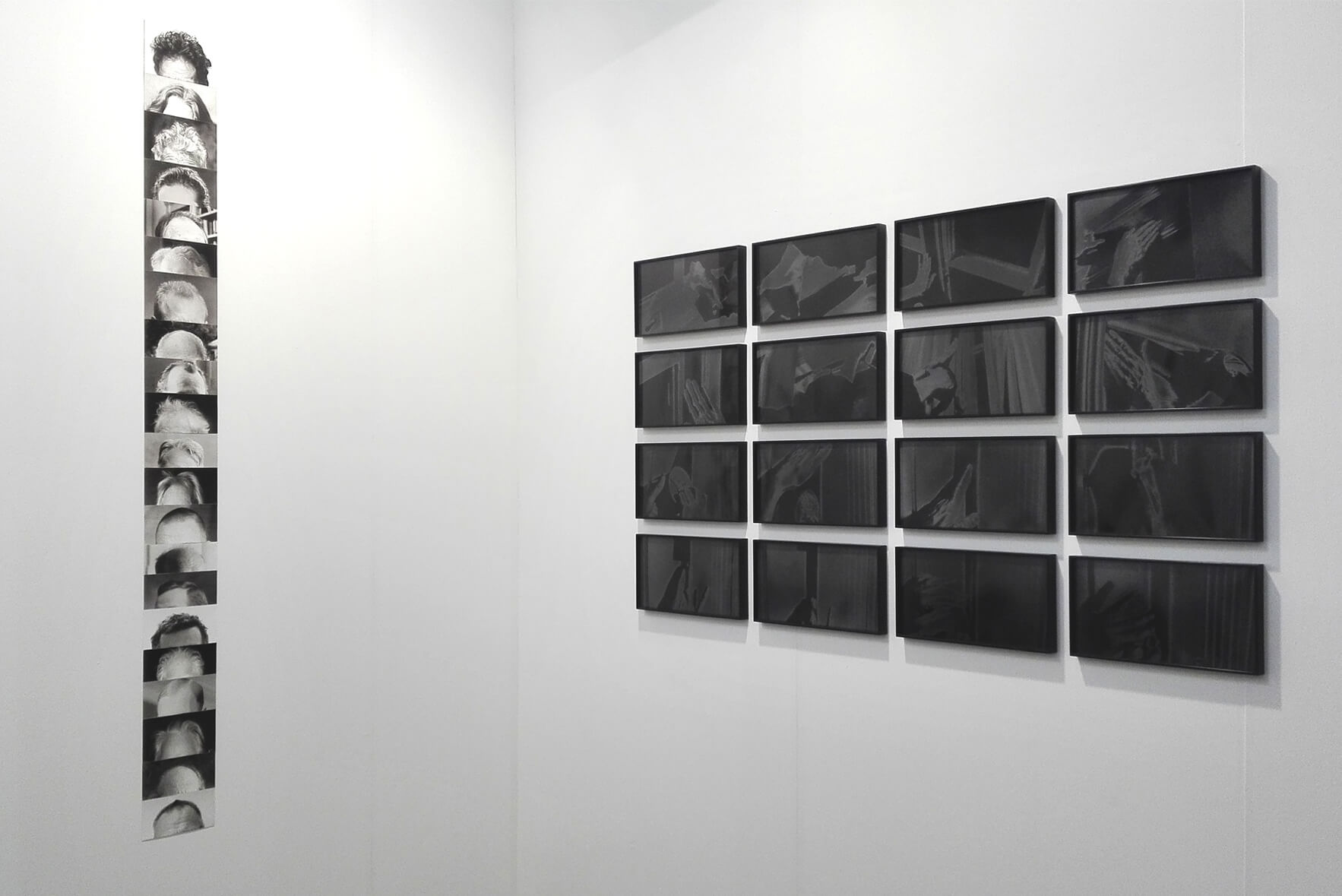Installation view: ProjecteSD, Booth PF09 | ARTISSIMA 2016 | ProjecteSD