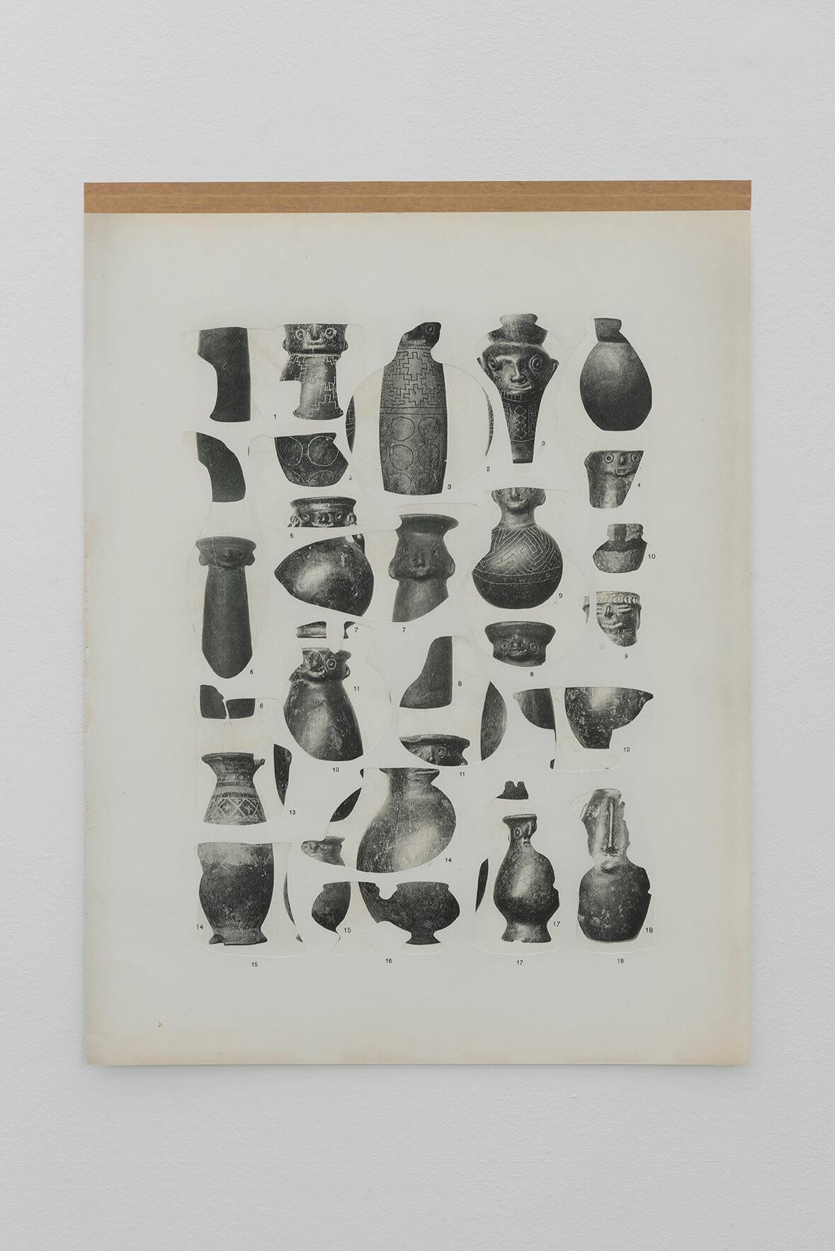 Geodesia y antropometría (vasijas), 2016 | Concavitat | ProjecteSD