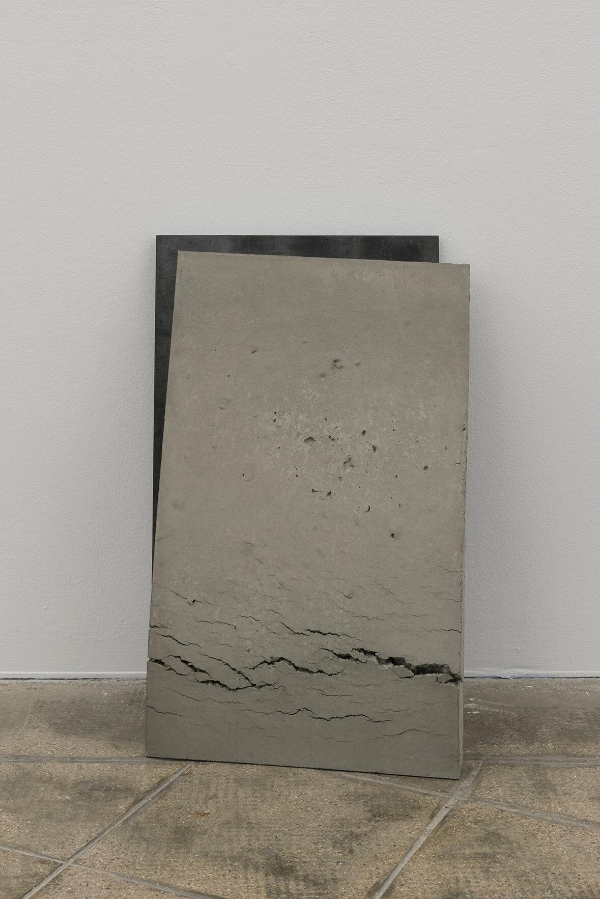 Untitled (Stahl, Beton), 2017 |  | ProjecteSD