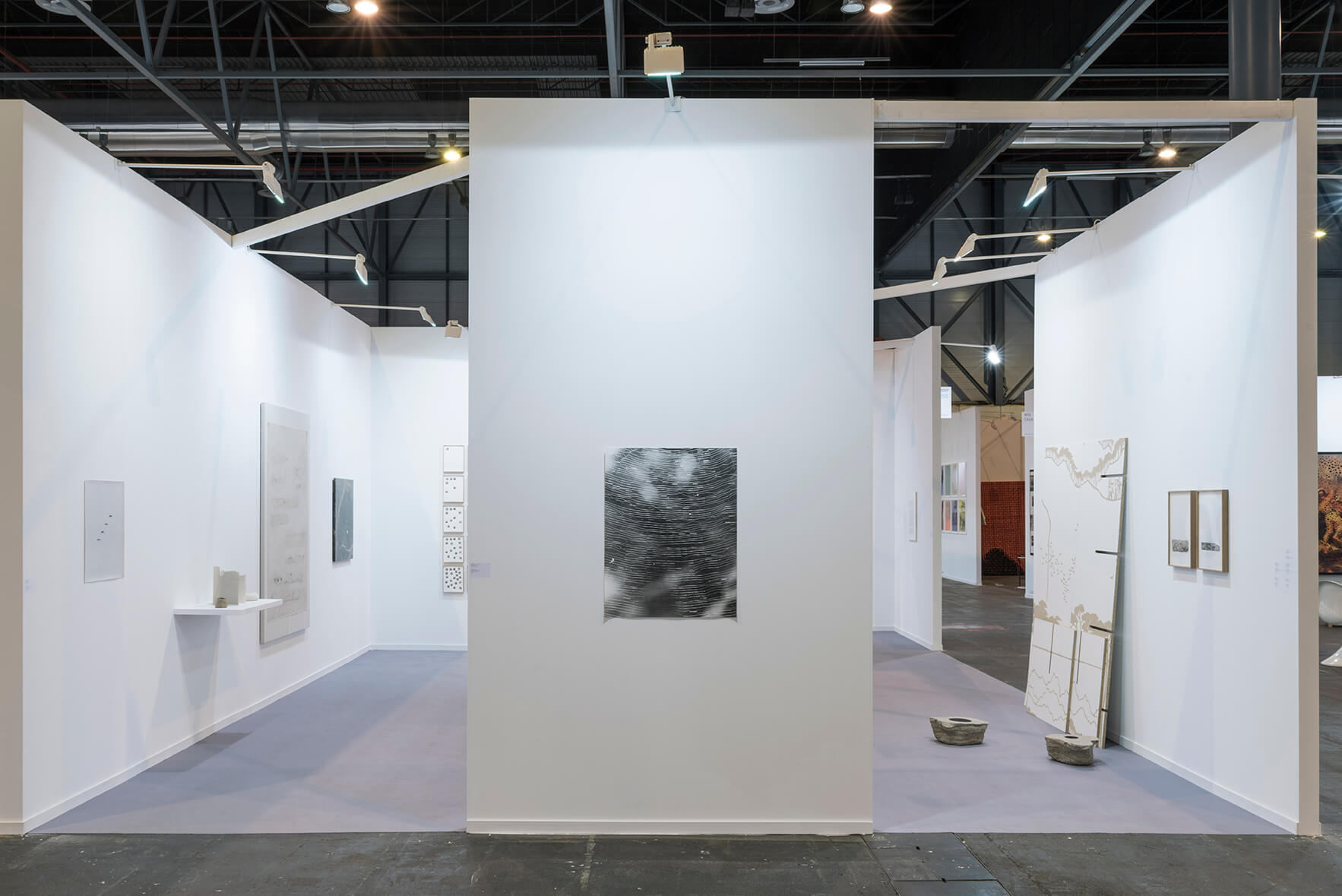 Installation view: ProjecteSD, Booth 9D09 | ARCO 2016 | ProjecteSD