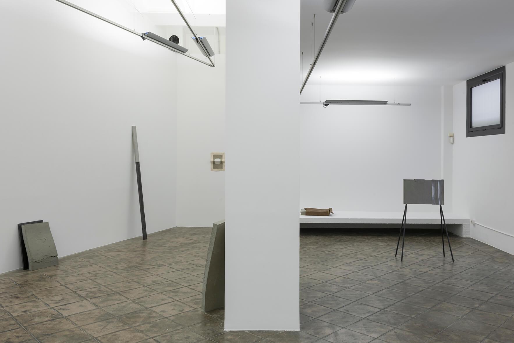 Installation view: On Fold, ProjecteSD | On Fold | ProjecteSD