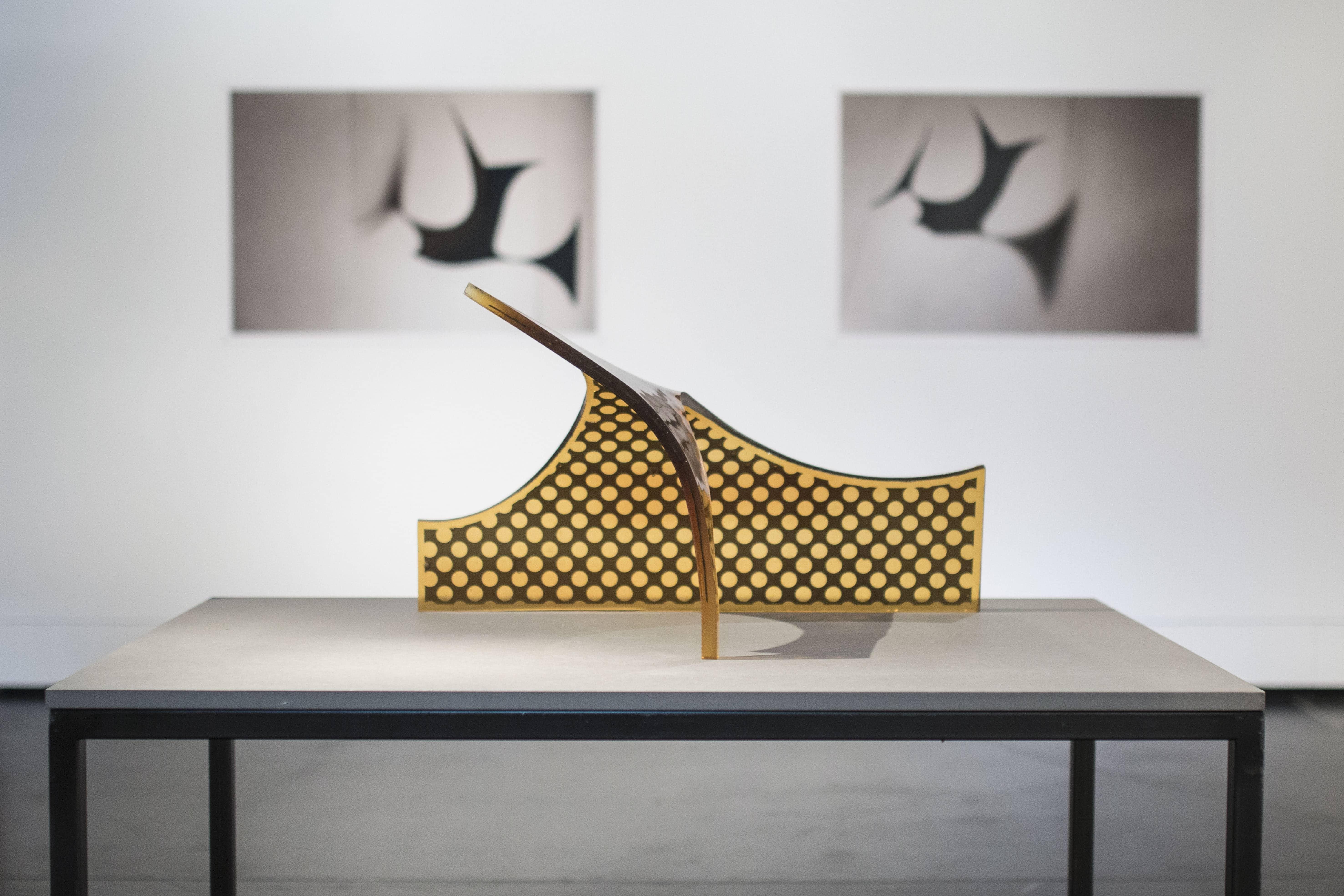 Installation view: Incurvar. Un proyecto de Asier Mendizabal para el Museo Oteiza, 2018 |  | ProjecteSD