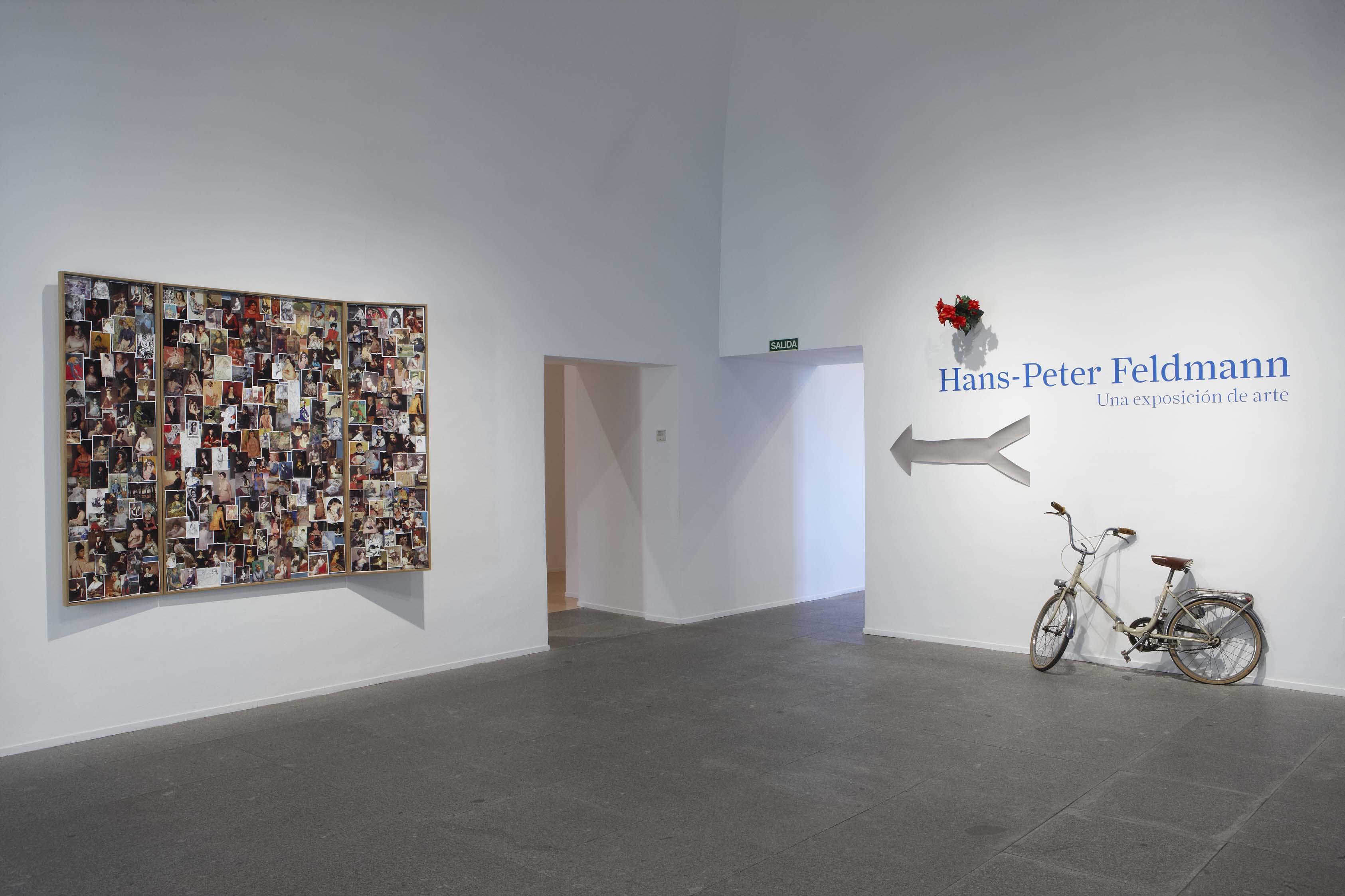 Installation view: Hans-Peter Feldmann. Una exposición de arte, MNCARS, Madrid, 2011 |  | ProjecteSD