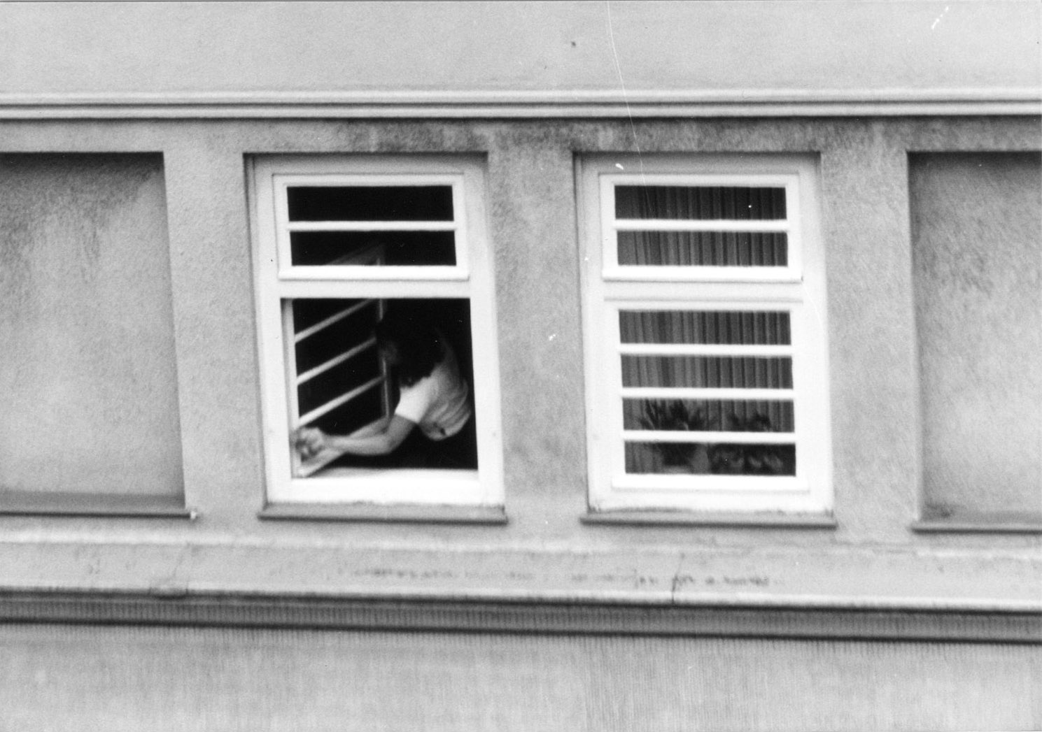 Time Series – Window cleaner, 1970 (detail) |  | ProjecteSD