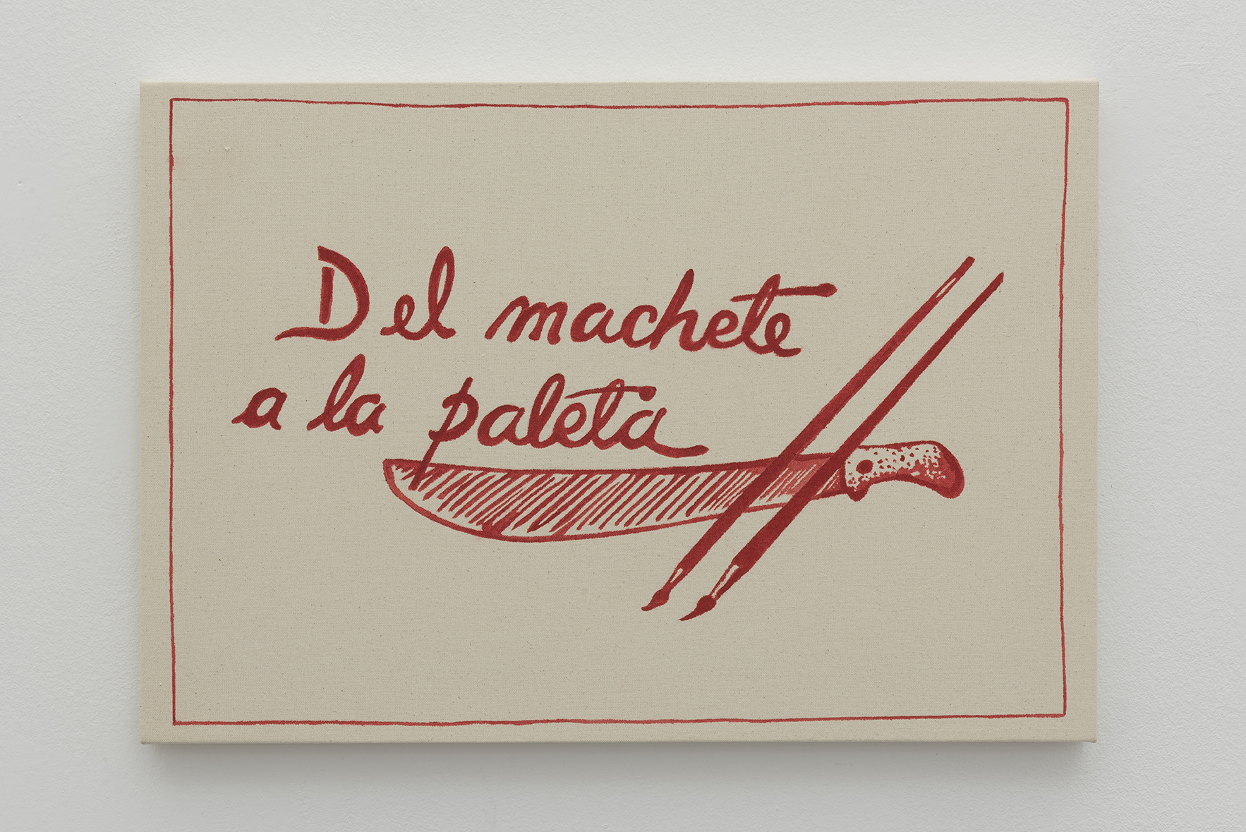 Del Machete a la Paleta, 2016 |  | ProjecteSD