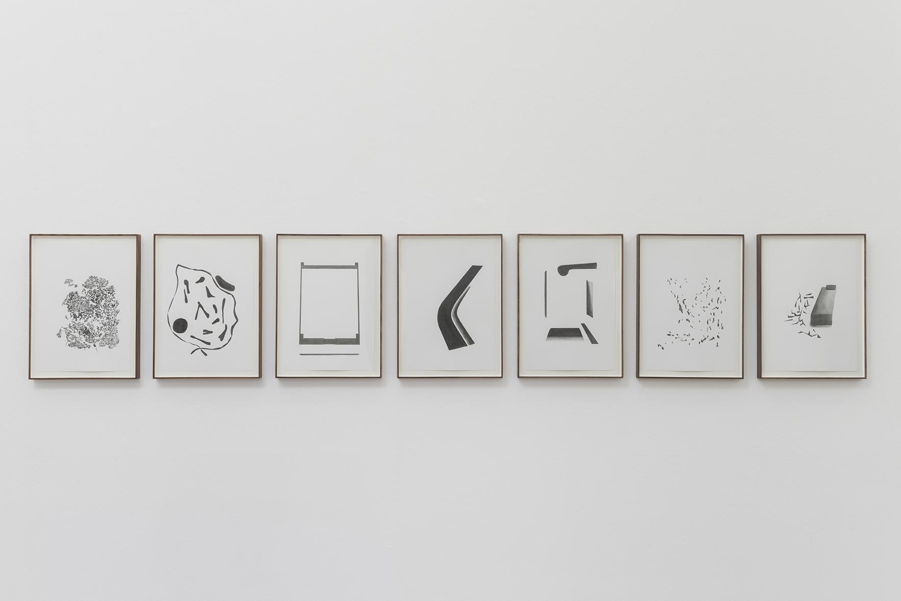 La Vida Abstracta de Billy Murcia, 2015. (Detail) | La Vida Abstracta de Billy Murcia | ProjecteSD