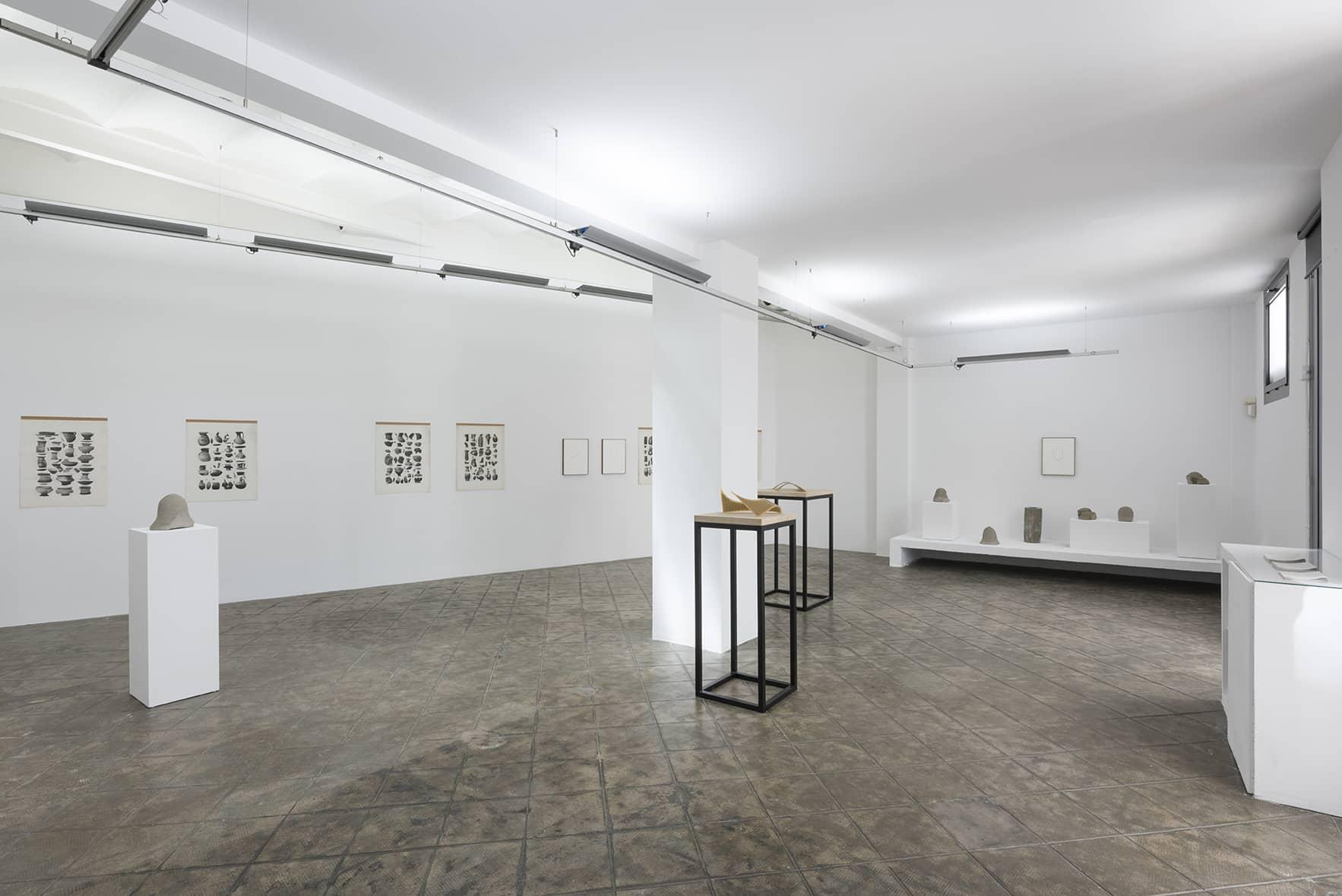 Installation view: Concavitat, 2017, ProjecteSD, Barcelona |  | ProjecteSD