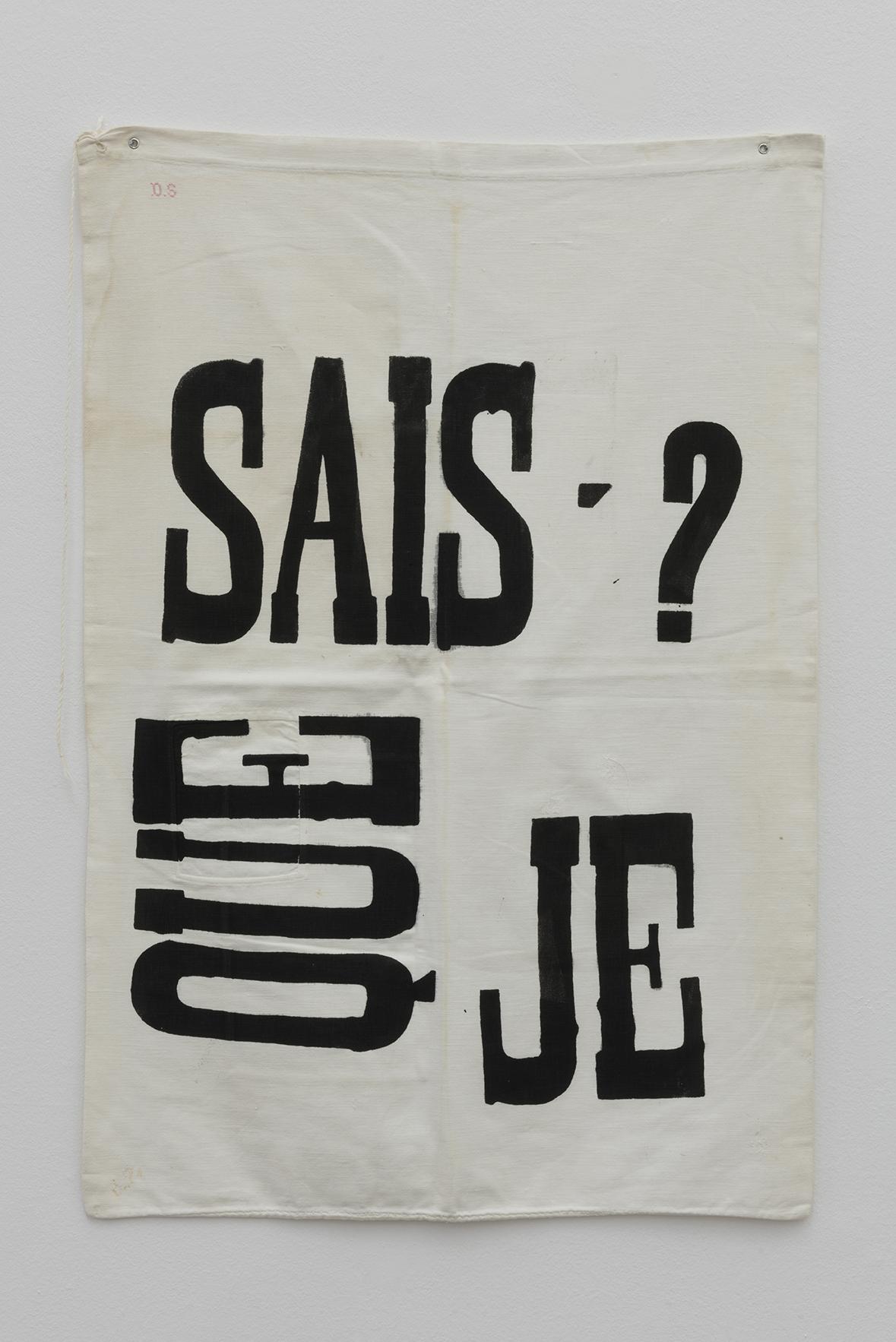 Que Sais-Je?, 2011 |  | ProjecteSD