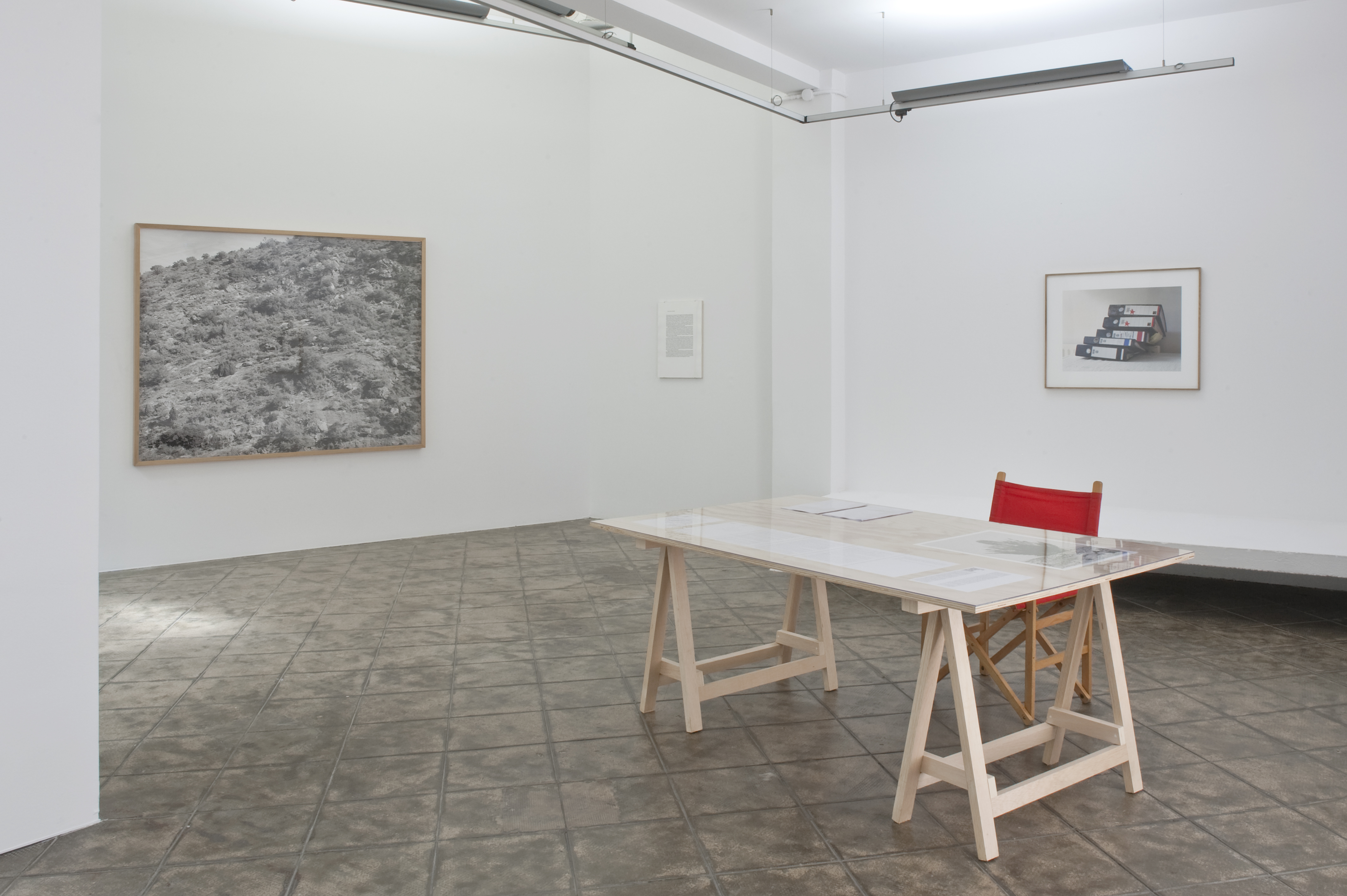 Installation view: It Would Never Be Quite The Same Again, ProjecteSD, Barcelona |  | ProjecteSD