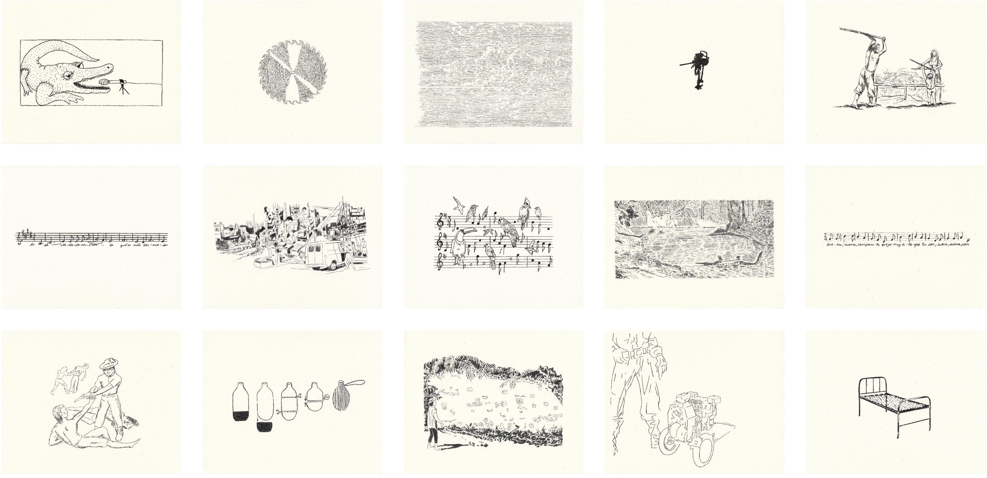 Carbon Copy Jungle II, 2011 |  | ProjecteSD