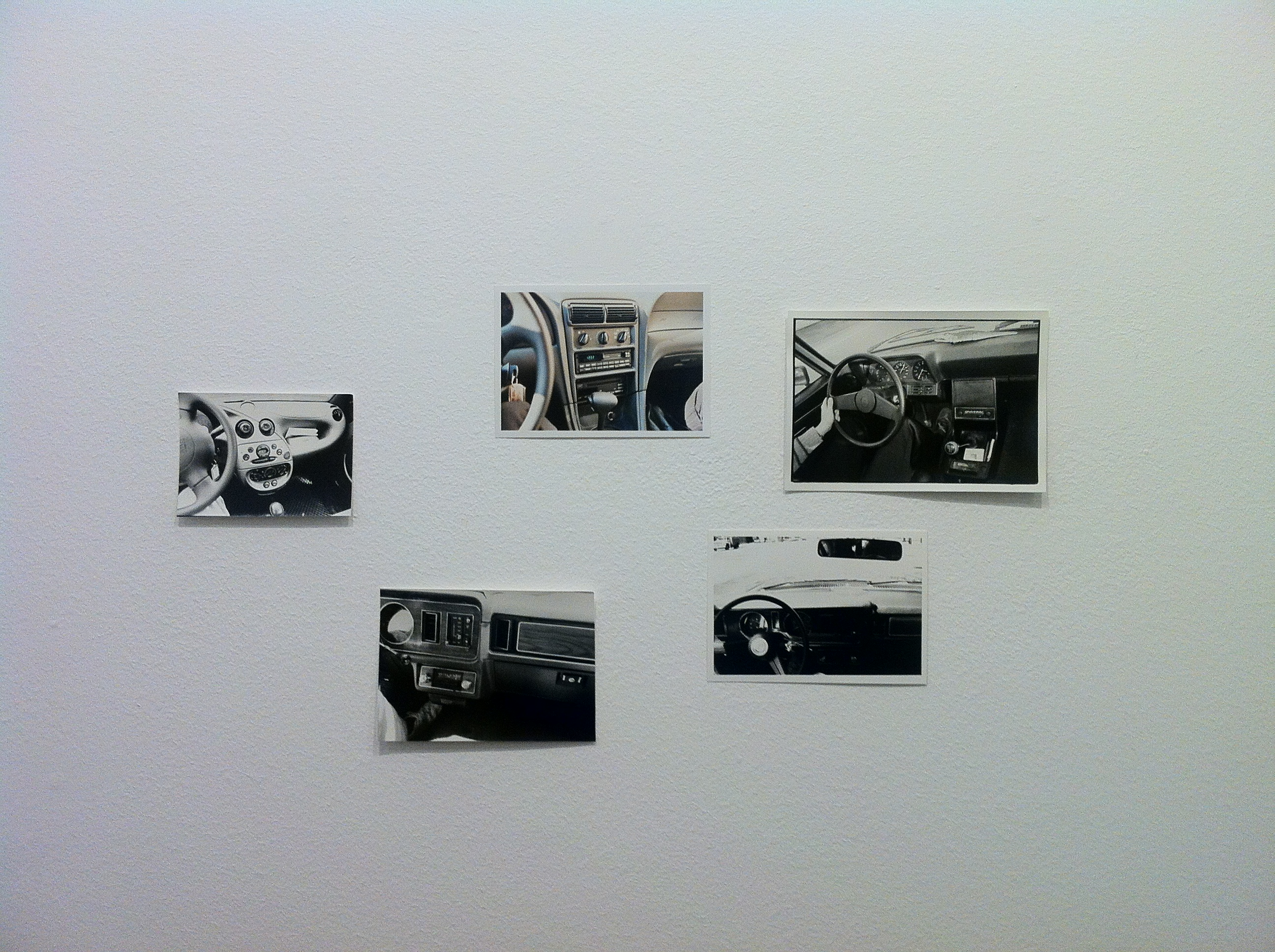 Car Radios Photographed while Good Music was Playing, 1970 – 1990 |  | ProjecteSD