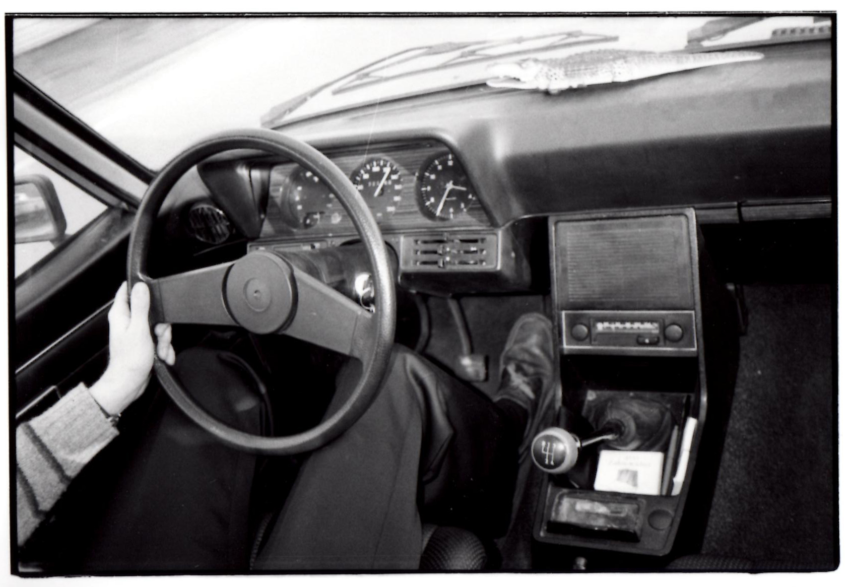 Car Radios Photographed while Good Music was Playing, 1970 – 1990 (detail) |  | ProjecteSD
