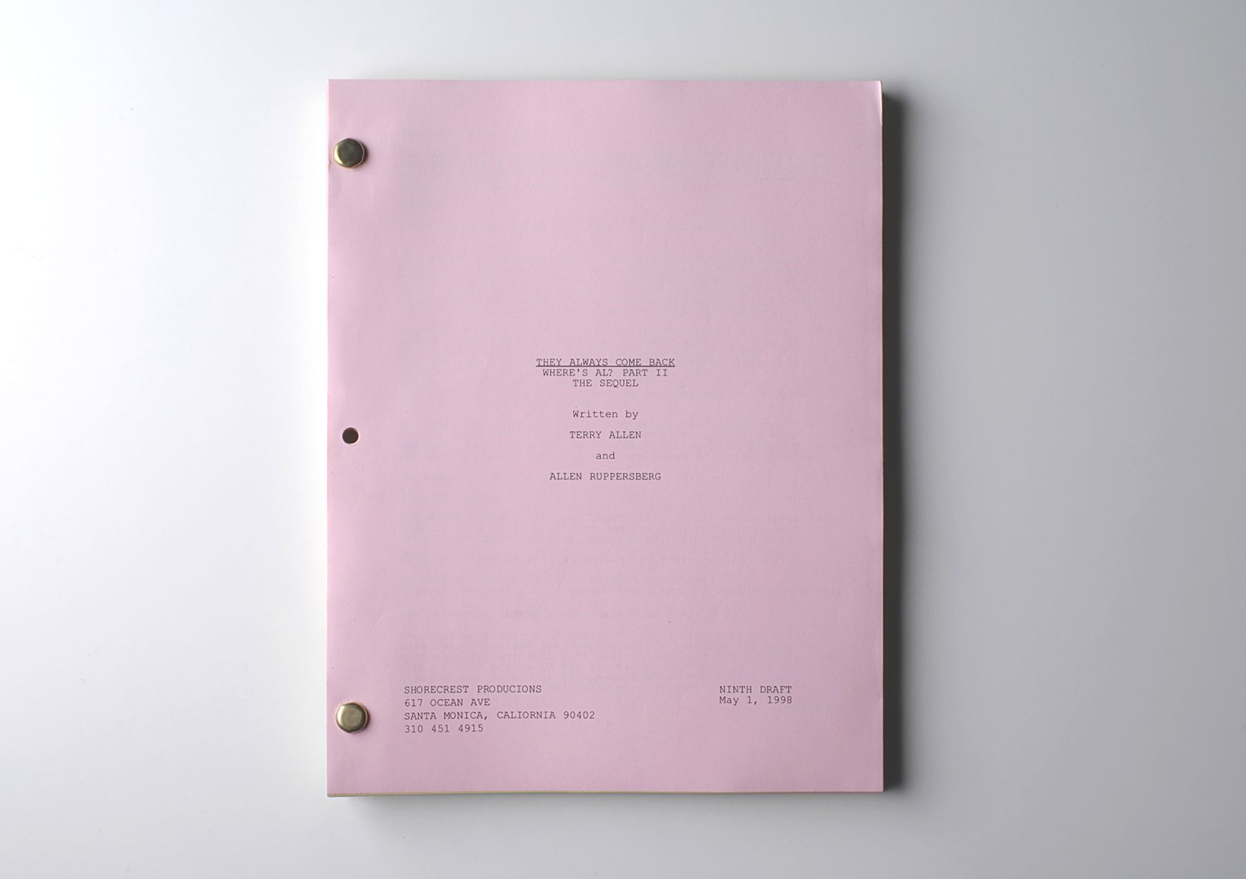 Where's Al? Part II – The Sequel, 1997 (detail) |  | ProjecteSD