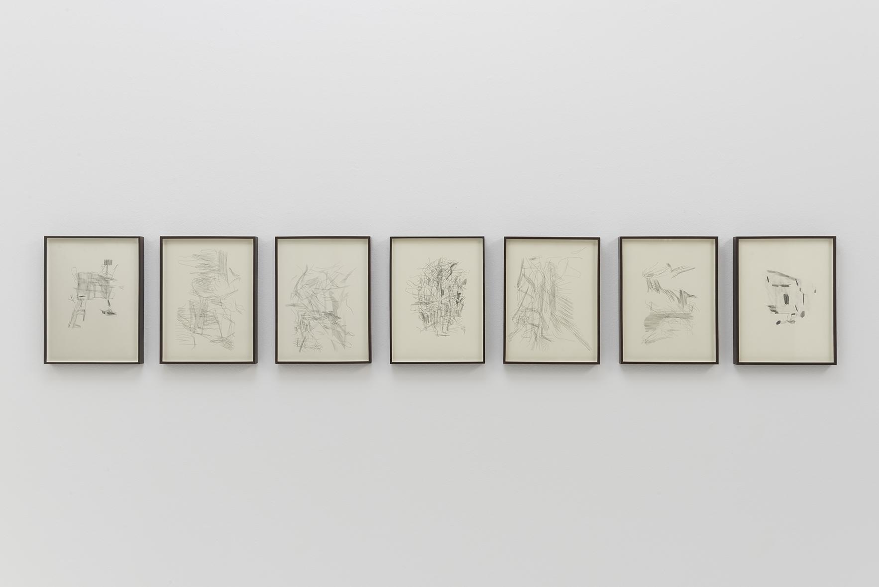 S/T, 2009 | La Vida Abstracta de Billy Murcia | ProjecteSD