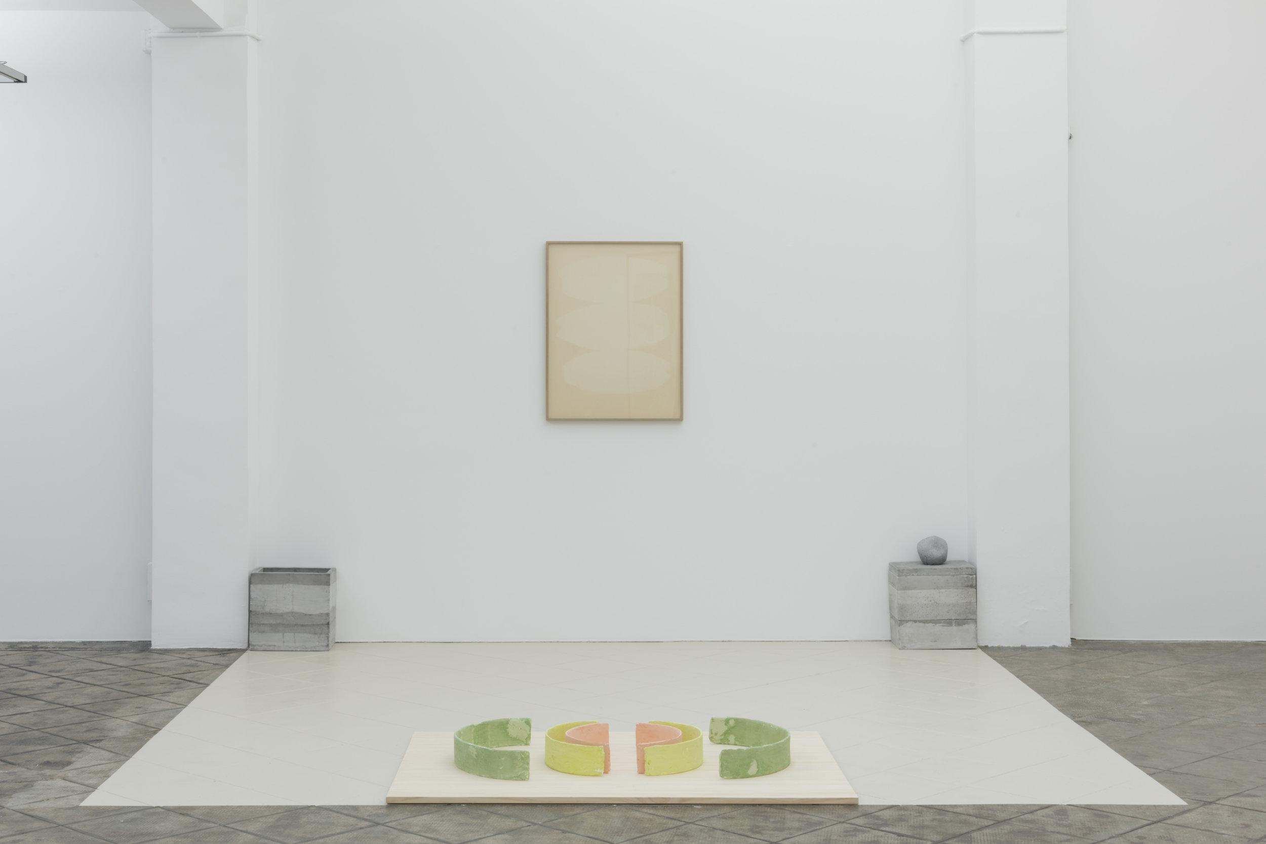 Installation view: Formes Absents. Patricia Dauder. ProjecteSD, Barcelona, 2015 |  | ProjecteSD