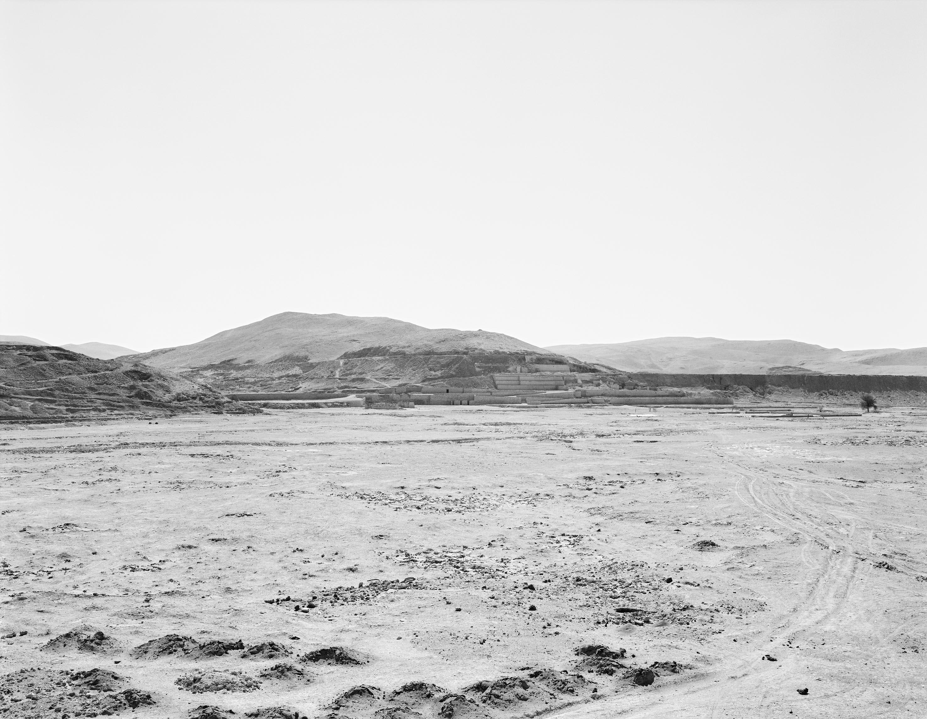 Desert Trails, 2012 (Detail)      ProjecteSD
