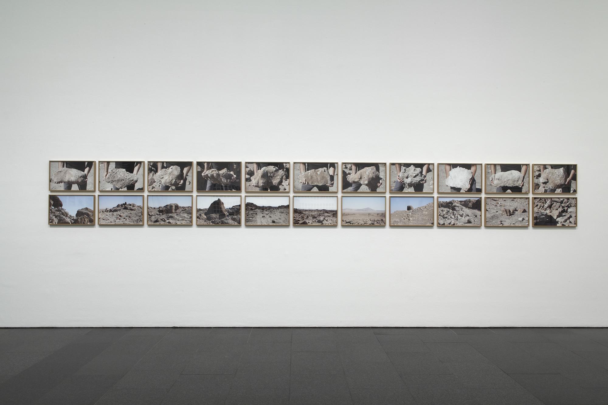 Caliche Fields, 2010      ProjecteSD