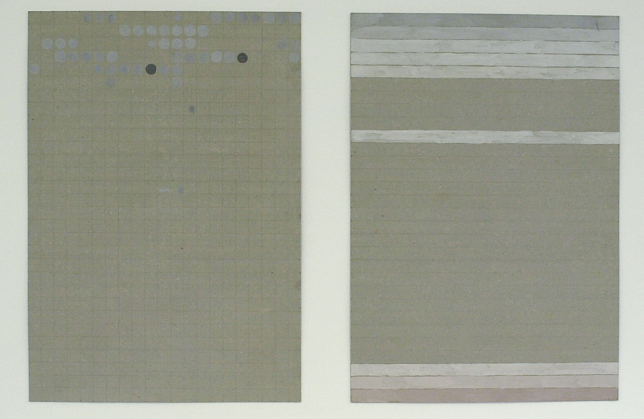 Improvisación como observación I y II, 2009 |  | ProjecteSD