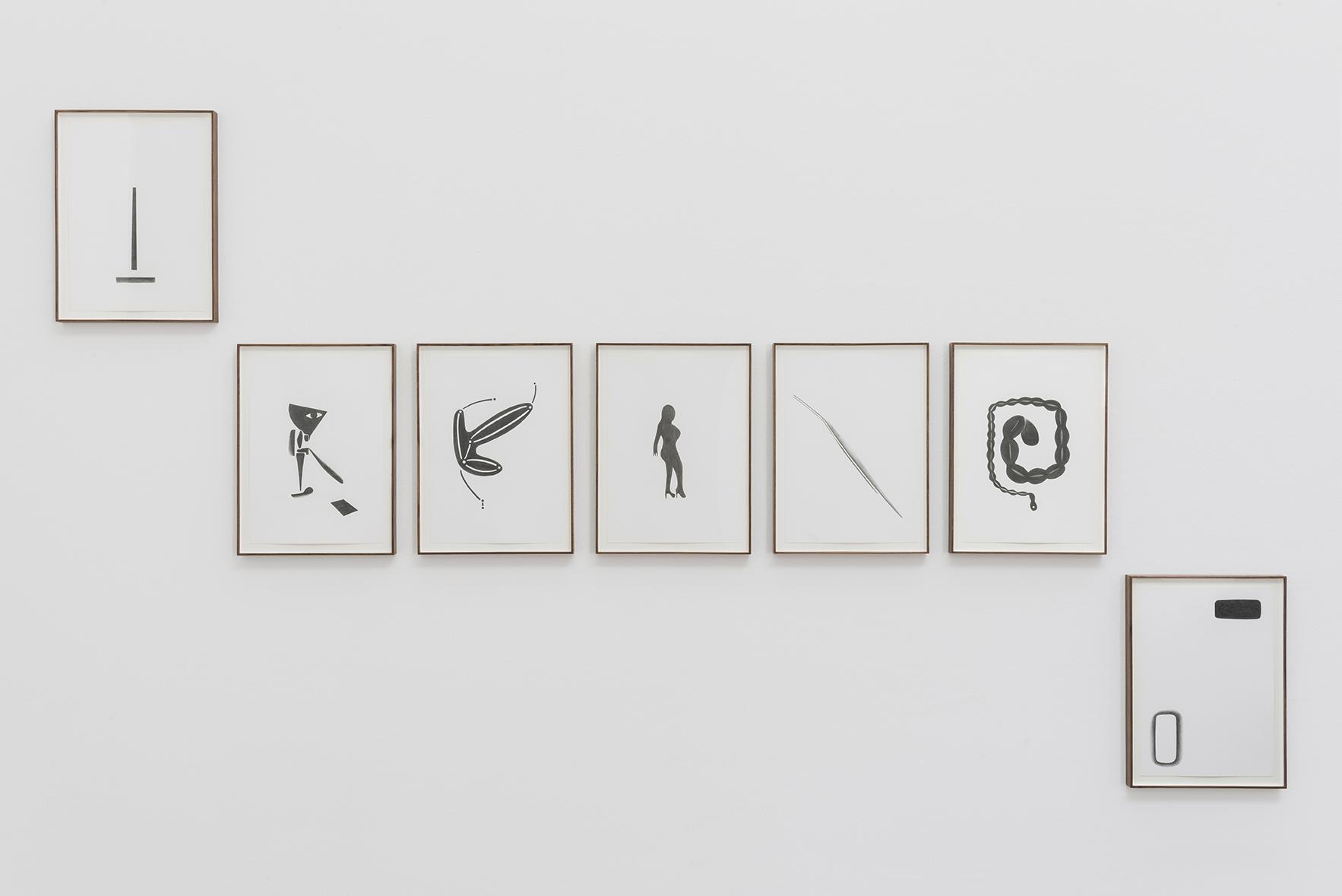 La vida abstracta de Billy Murcia, 2015 (detail) |  | ProjecteSD