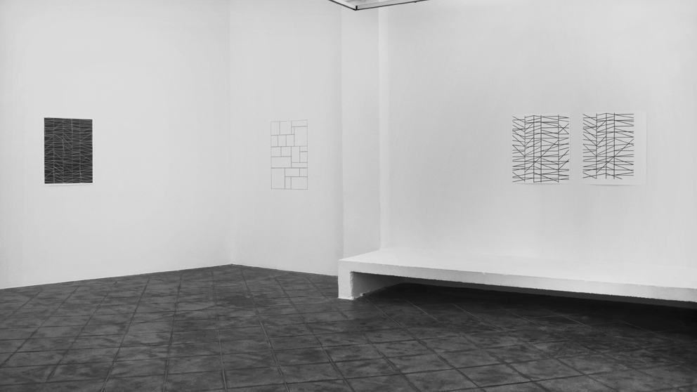 Installation view: Modernist Persuasion, ProjecteSD, Barcelona, 2011 |  | ProjecteSD