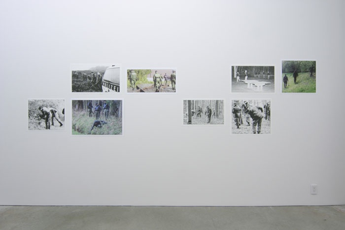 Suchende Polizisten (Searching Policemen). Archiv Peter Piller 2000-2004 |  | ProjecteSD