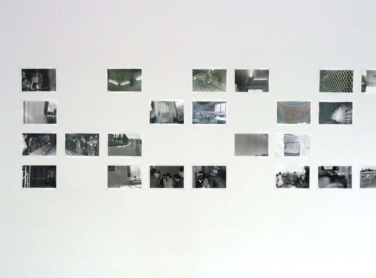 Dauerhaftigkeit (Perdurability). Archiv Peter Piller, 2005 |  | ProjecteSD