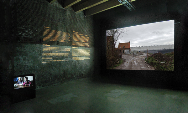 Greenhouse, 2007      ProjecteSD