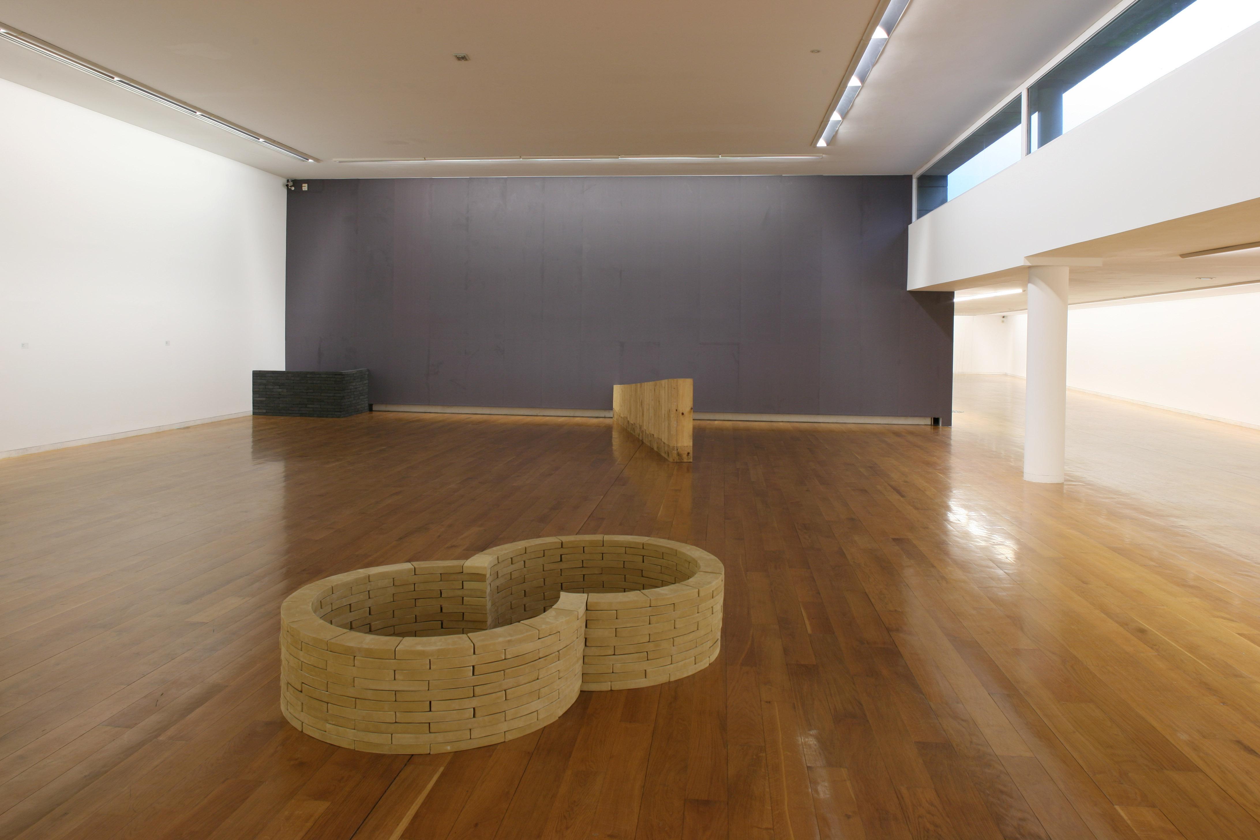 Installation view: Parallel Walk, CGAC, Santiago de Compostela, 2008 |  | ProjecteSD