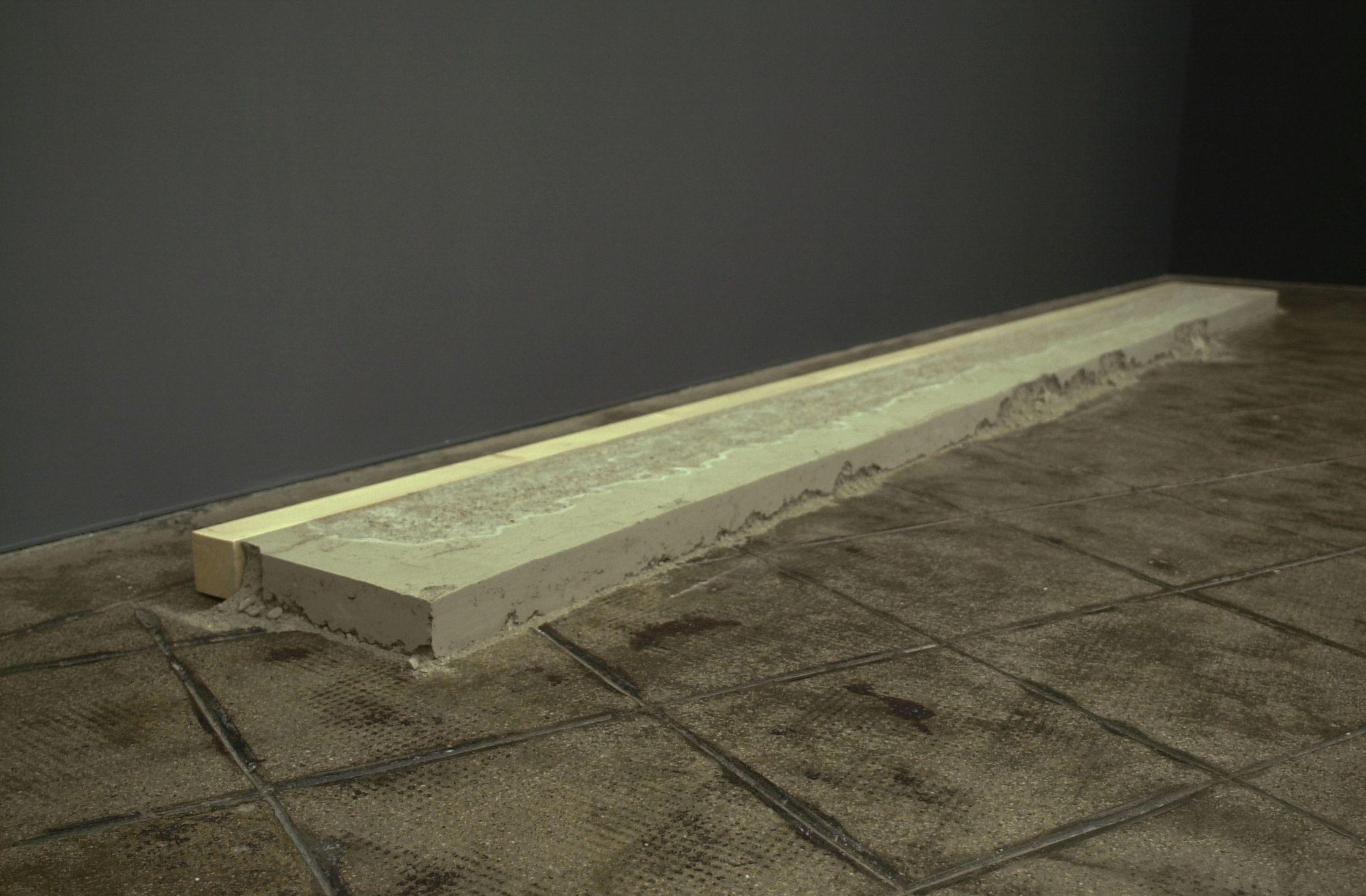 Untitled (Base Line), 2009 |  | ProjecteSD