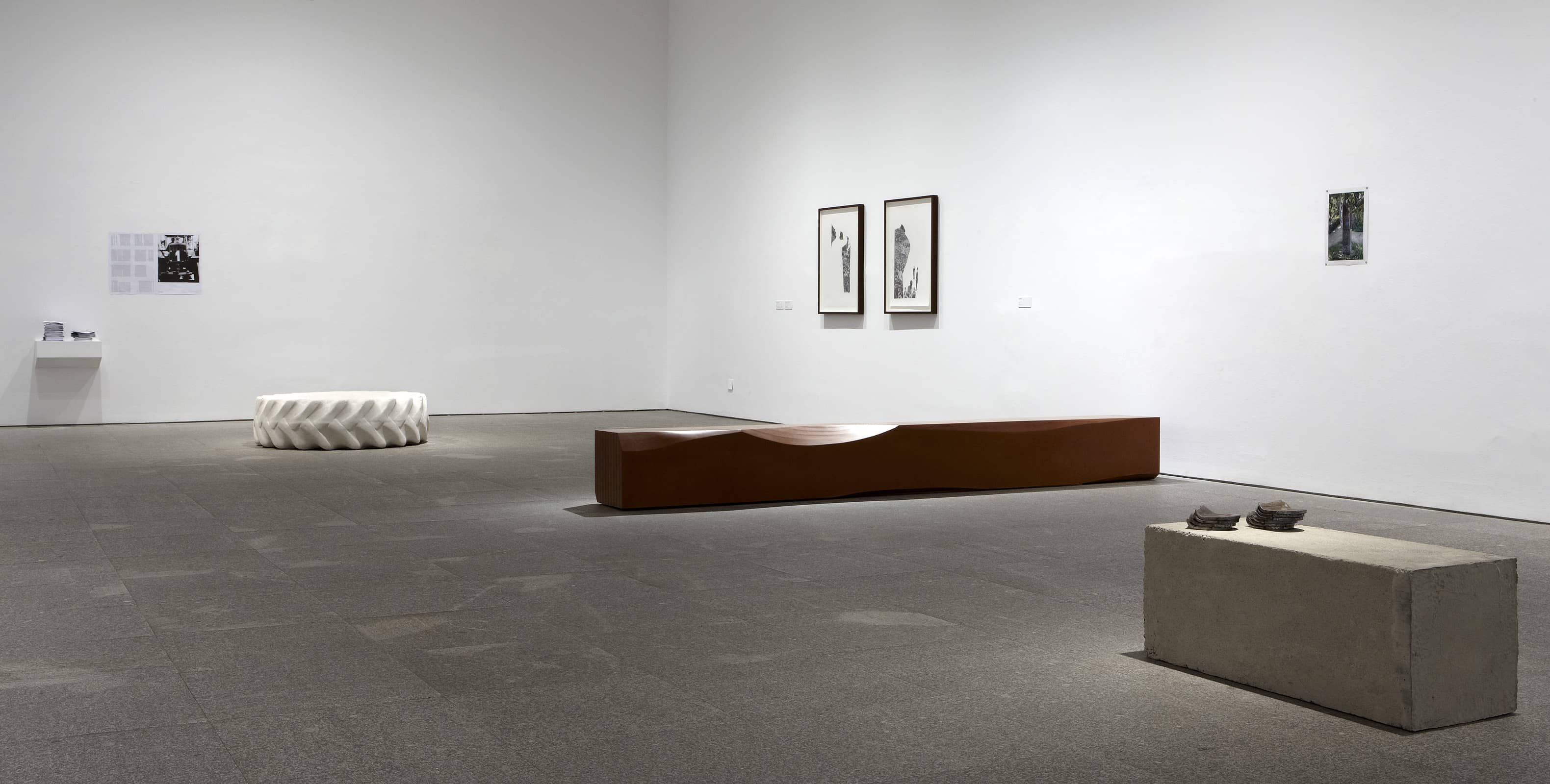 Installation view: Asier Mendizabal, MNCARS, Madrid, 2011 |  | ProjecteSD