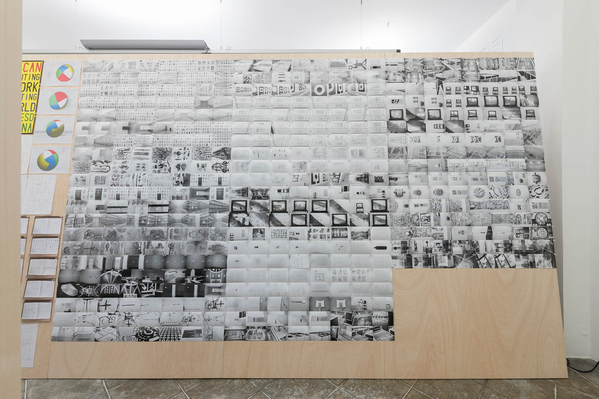 Untitled (Kunstmuseum Luzern), 1993/2018 | Representing The Work | ProjecteSD