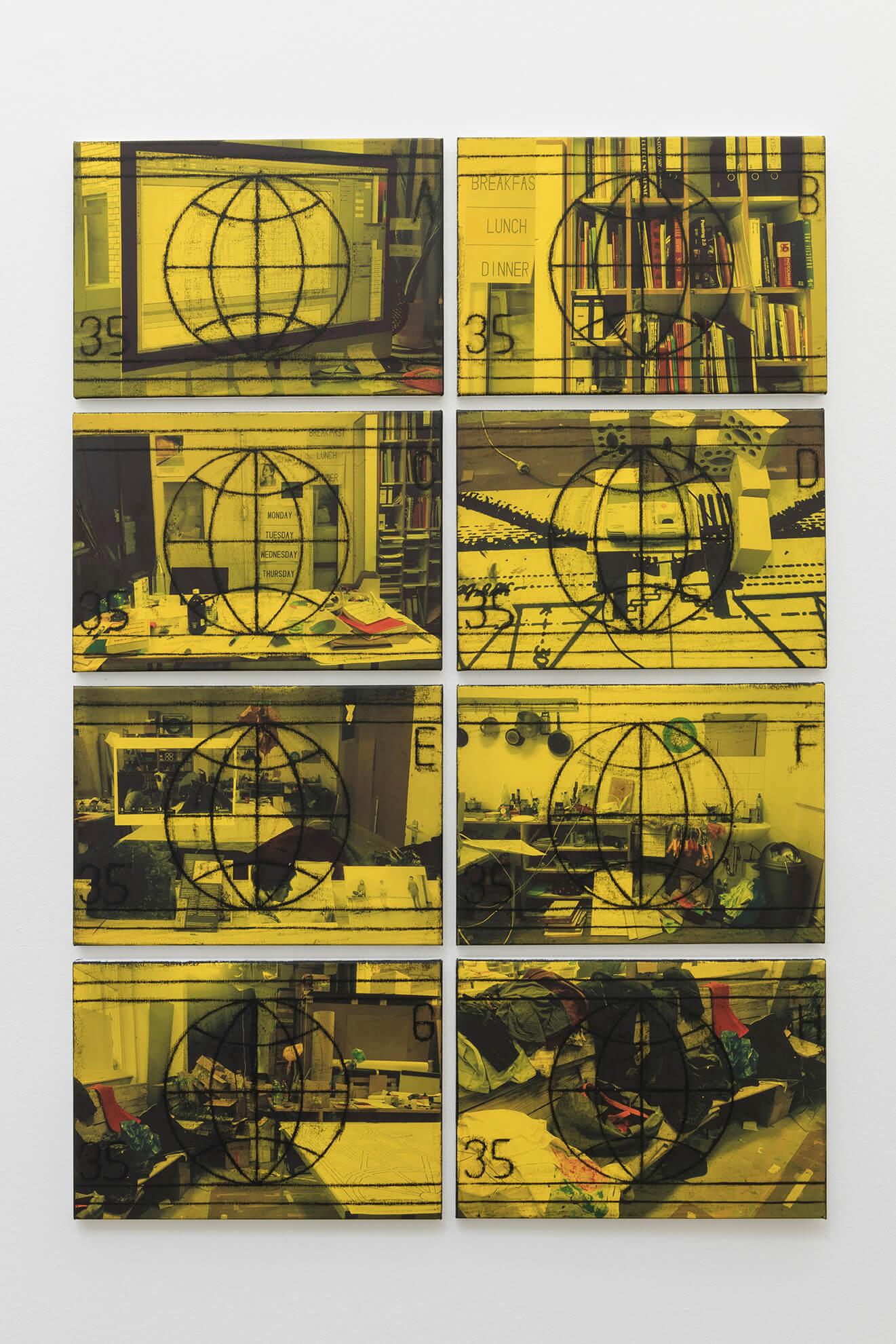 Untitled (Studio), 2018 | Representing The Work | ProjecteSD