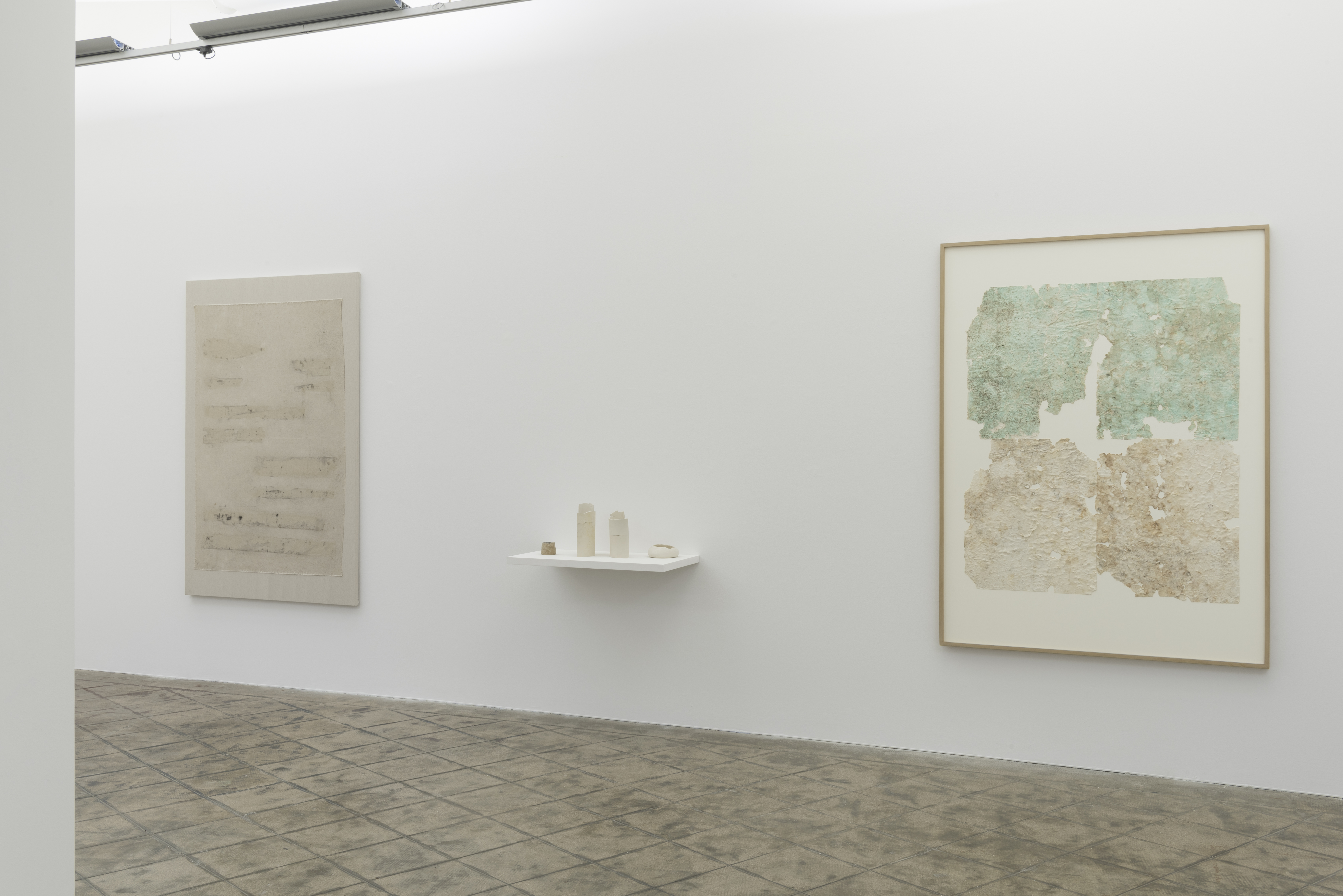 Installation view: Formes Absents, ProjecteSD | Formes Absents | ProjecteSD