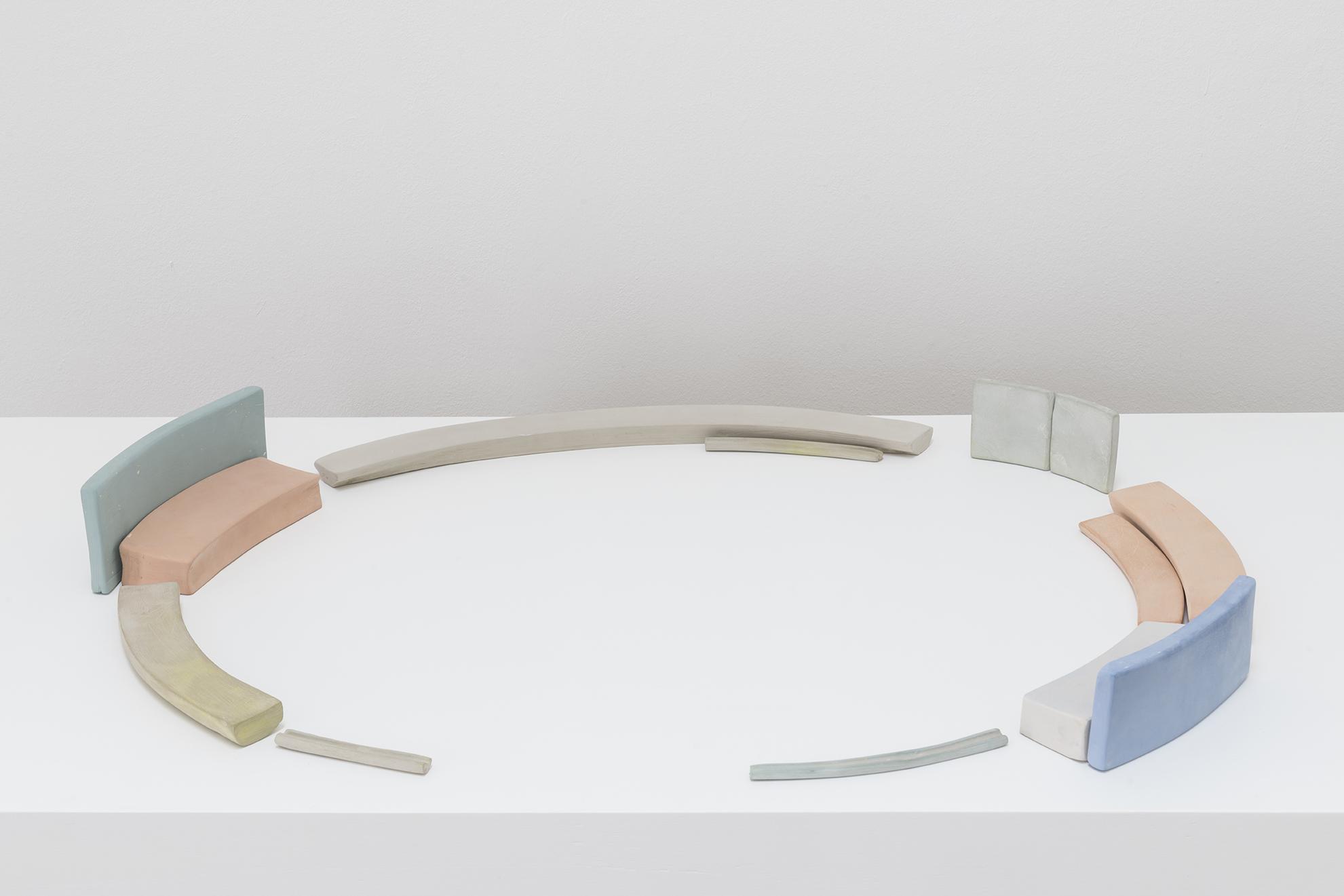 PATRICIA DAUDER.Model #6 (Elliptical system. Day and Night), 2016 | Accrochage #4: Dauder, Jotta, Mendizabal & Oriol Aribau | ProjecteSD