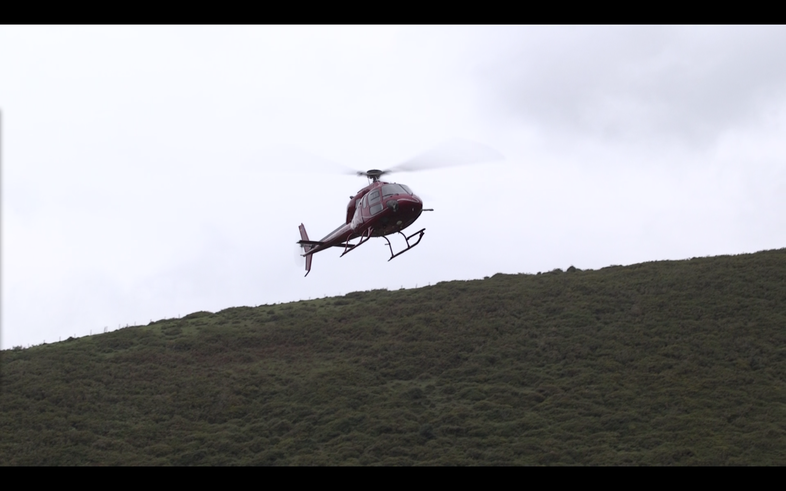 El Helicóptero, 2017      ProjecteSD