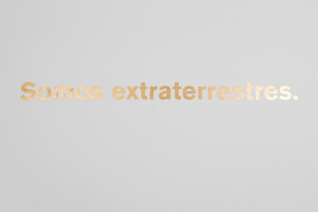 Frases de oro (Golden sentences), 2005-ongoing      ProjecteSD