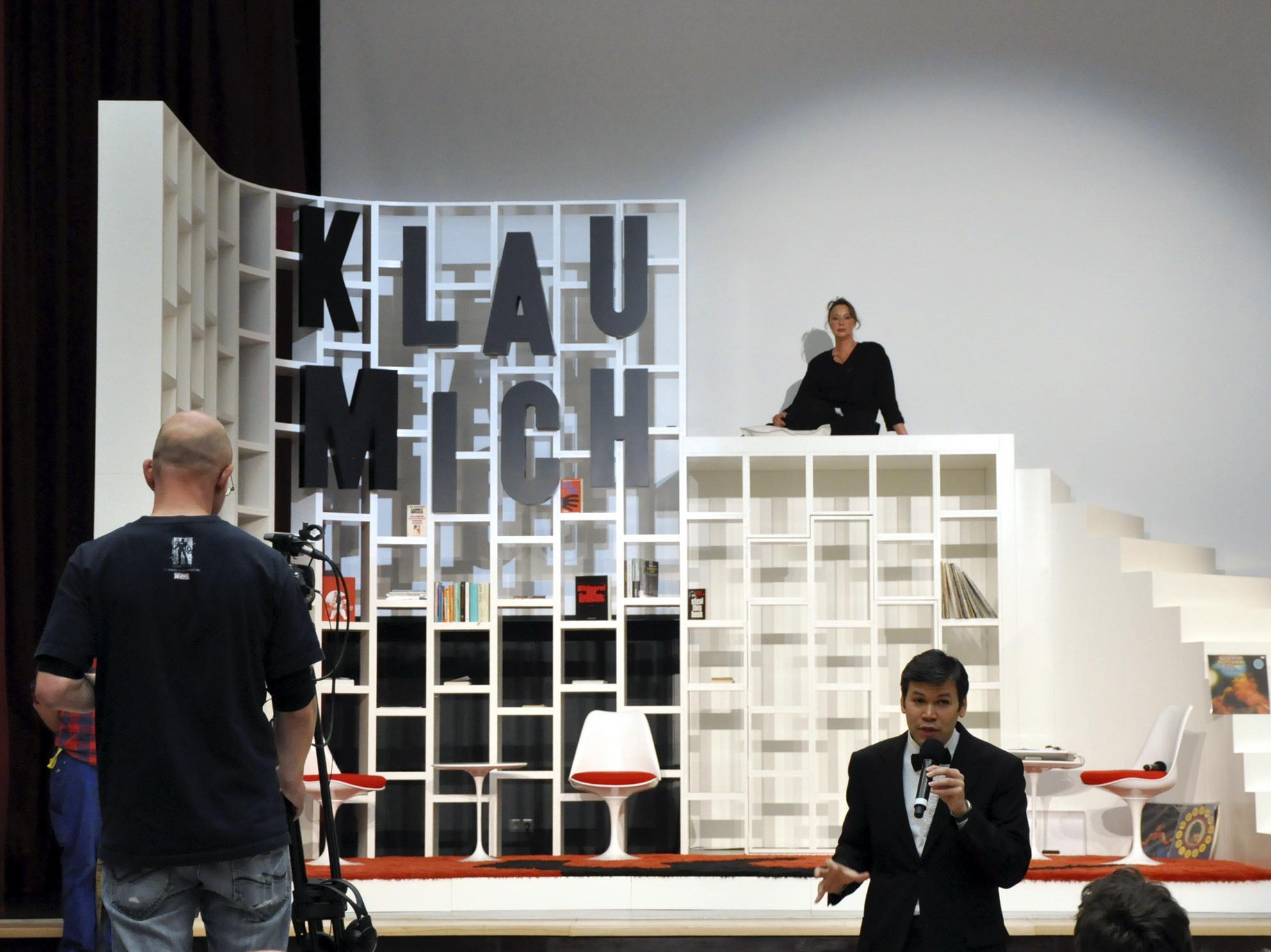 Die Klau Mich Show, 2012 |  | ProjecteSD