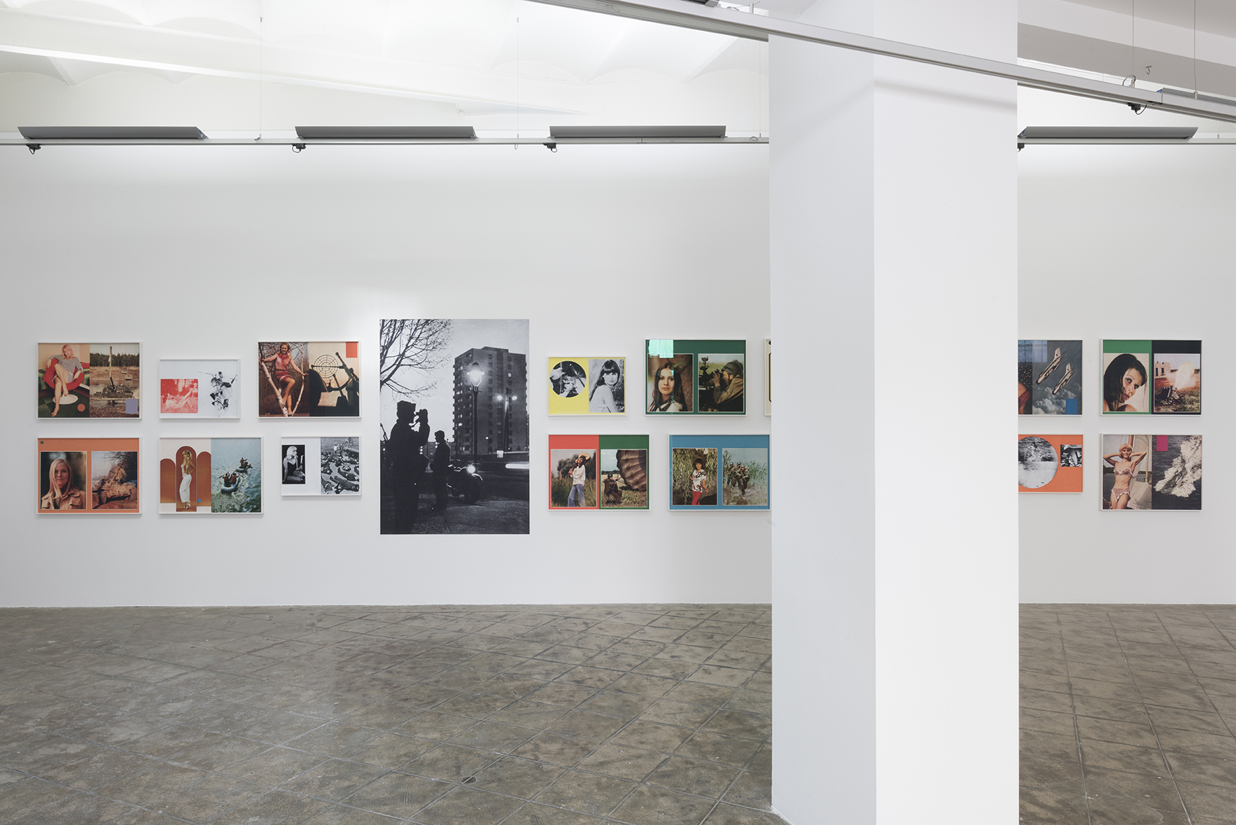 Installation view:Don't Hate the Player. Hate the Game,ProjecteSD   Don't Hate the Player. Hate the Game   ProjecteSD