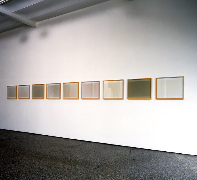Photographic Views from a Wall, 2002 |  | ProjecteSD
