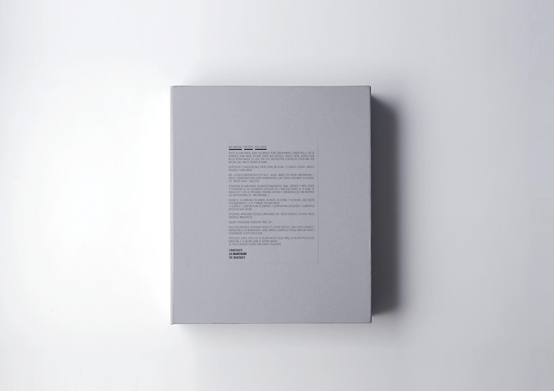 | Mad Marginal Archives | ProjecteSD