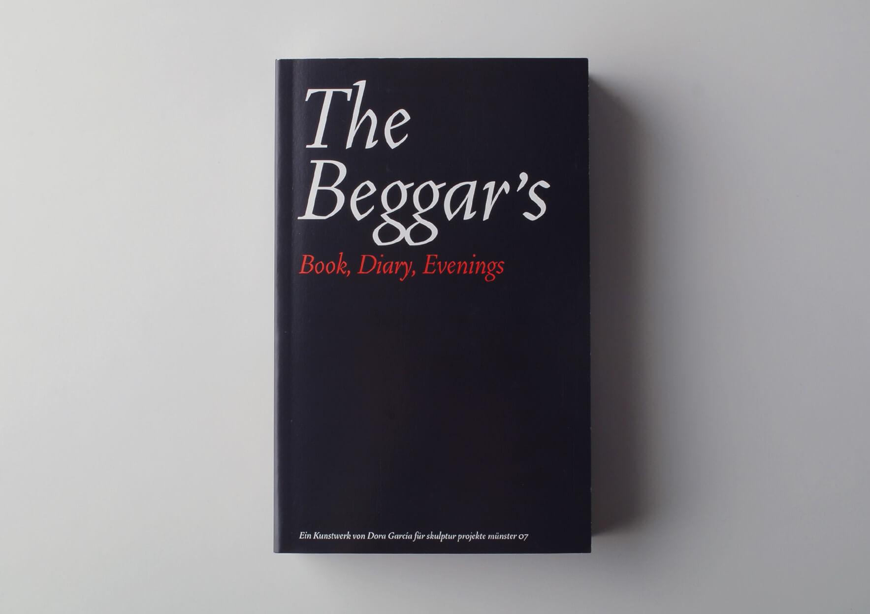 | The Beggar´s. Book, diary, evenings | ProjecteSD