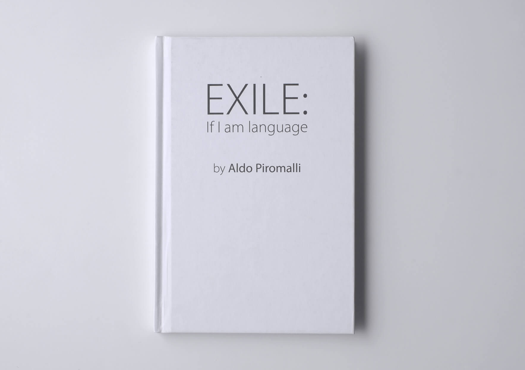 | EXILE: If I am language | ProjecteSD