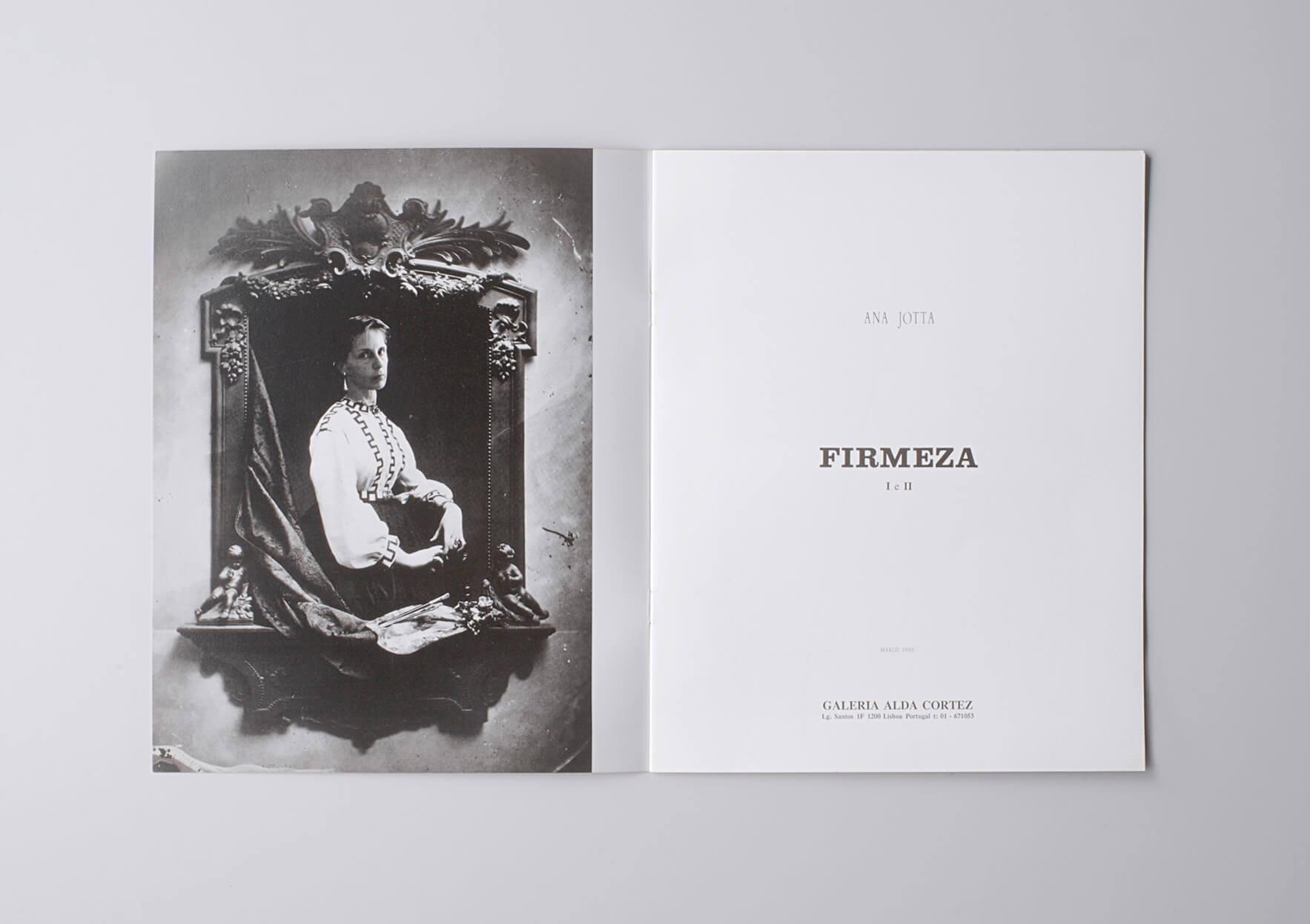 | Ana Jotta: Firmeza I e II | ProjecteSD