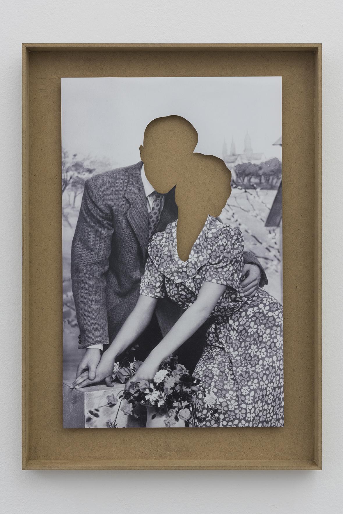 HANS-PETER FELDMANN.Love couple (2) , 2013 | ACCROCHAGE #1: Allen Ruppersberg et Al. | ProjecteSD